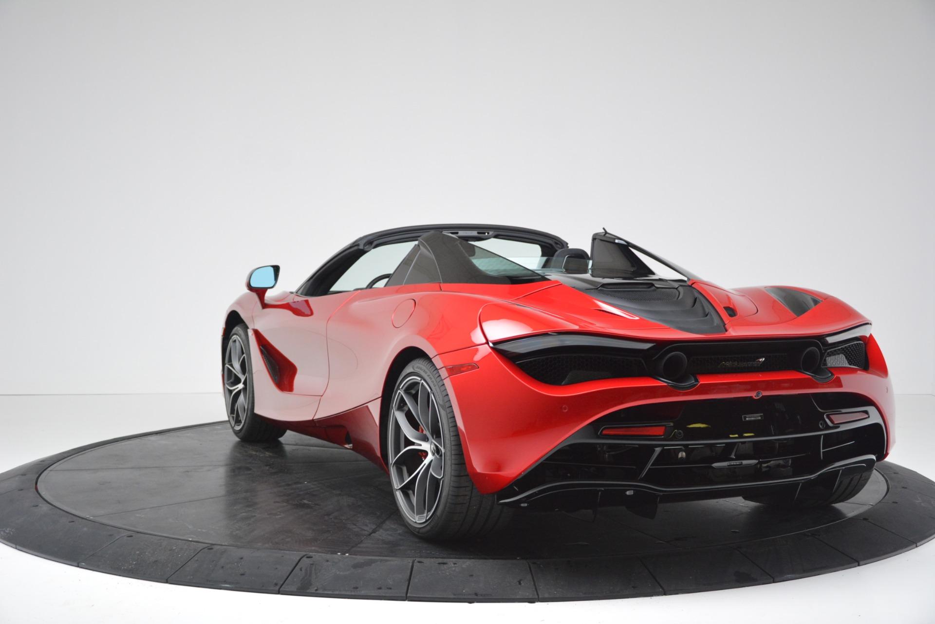 New 2020 McLaren 720S SPIDER Convertible For Sale In Westport, CT 3320_p19