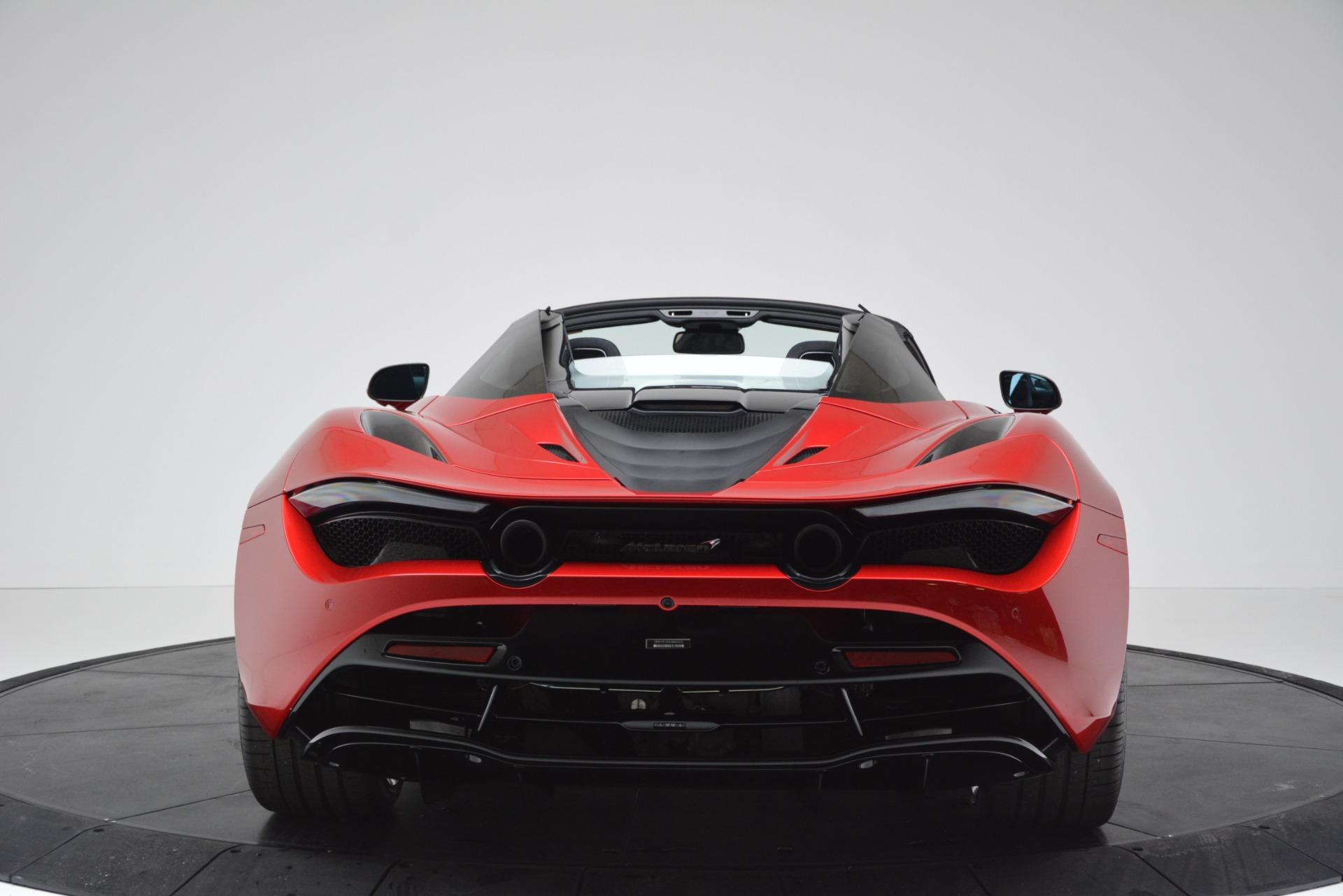 New 2020 McLaren 720S SPIDER Convertible For Sale In Westport, CT 3320_p20