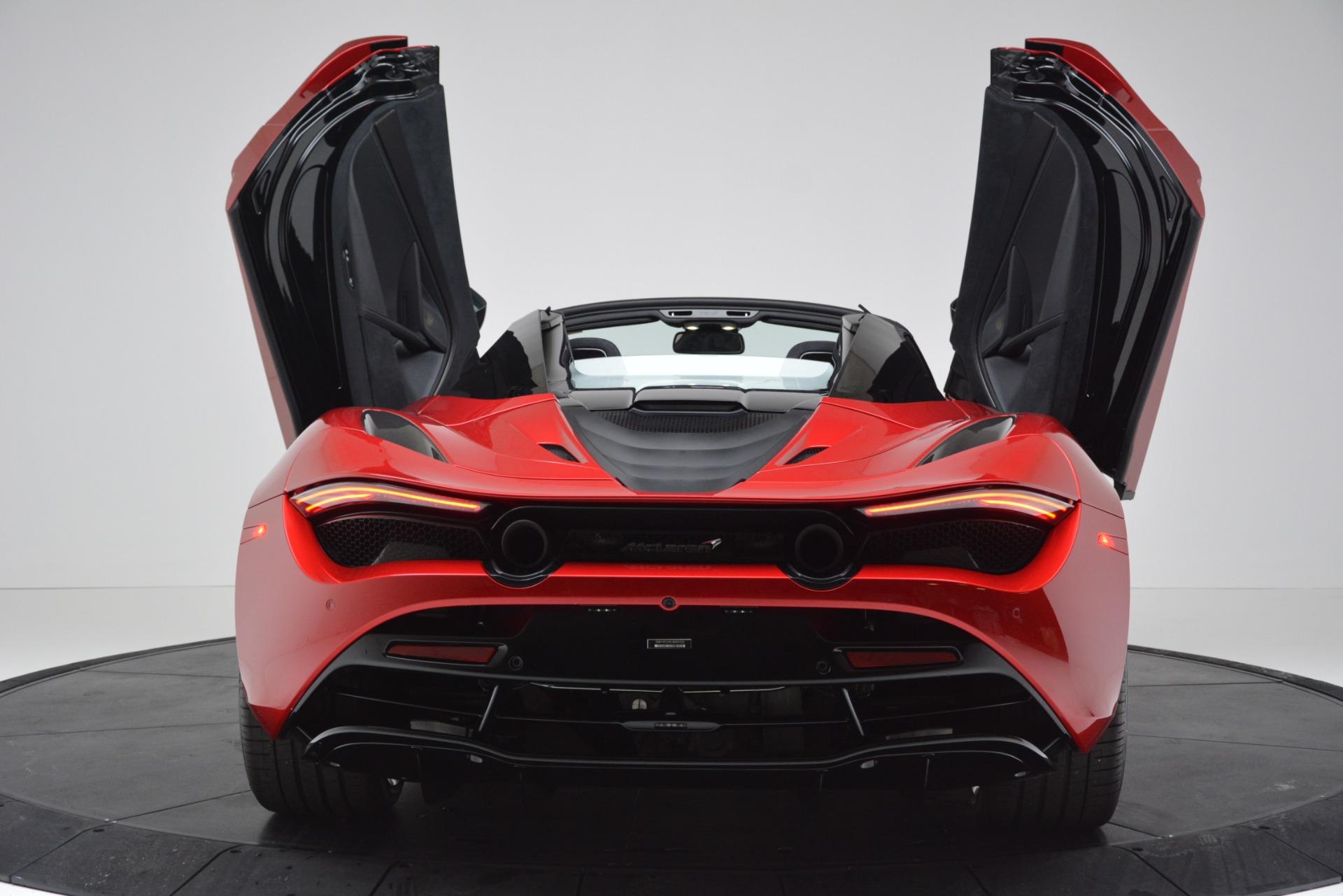 New 2020 McLaren 720S SPIDER Convertible For Sale In Westport, CT 3320_p21