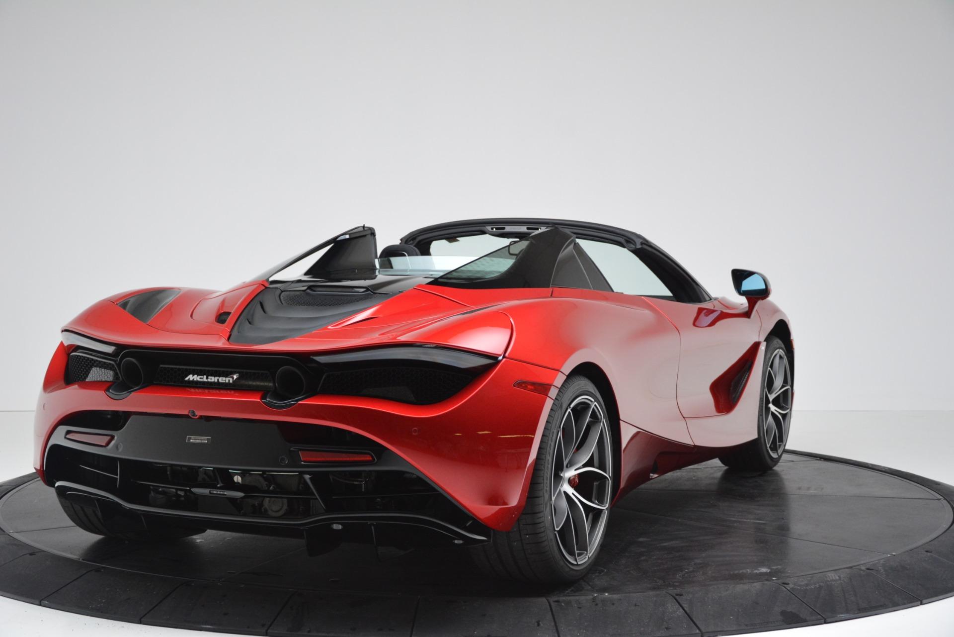 New 2020 McLaren 720S SPIDER Convertible For Sale In Westport, CT 3320_p22