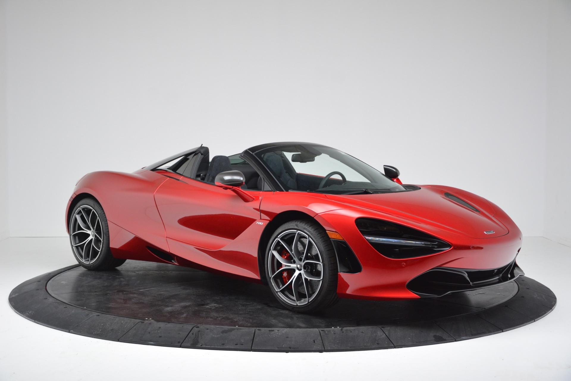 New 2020 McLaren 720S SPIDER Convertible For Sale In Westport, CT 3320_p25