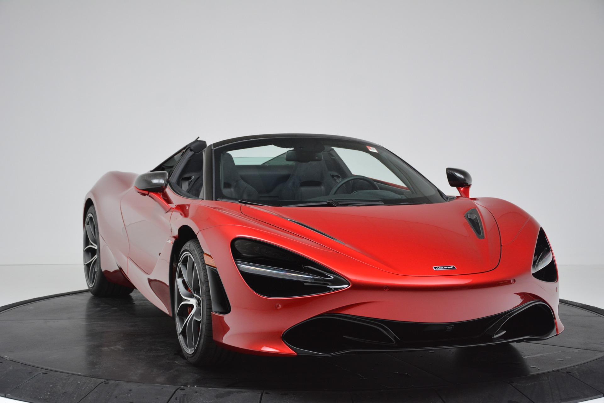New 2020 McLaren 720S SPIDER Convertible For Sale In Westport, CT 3320_p26