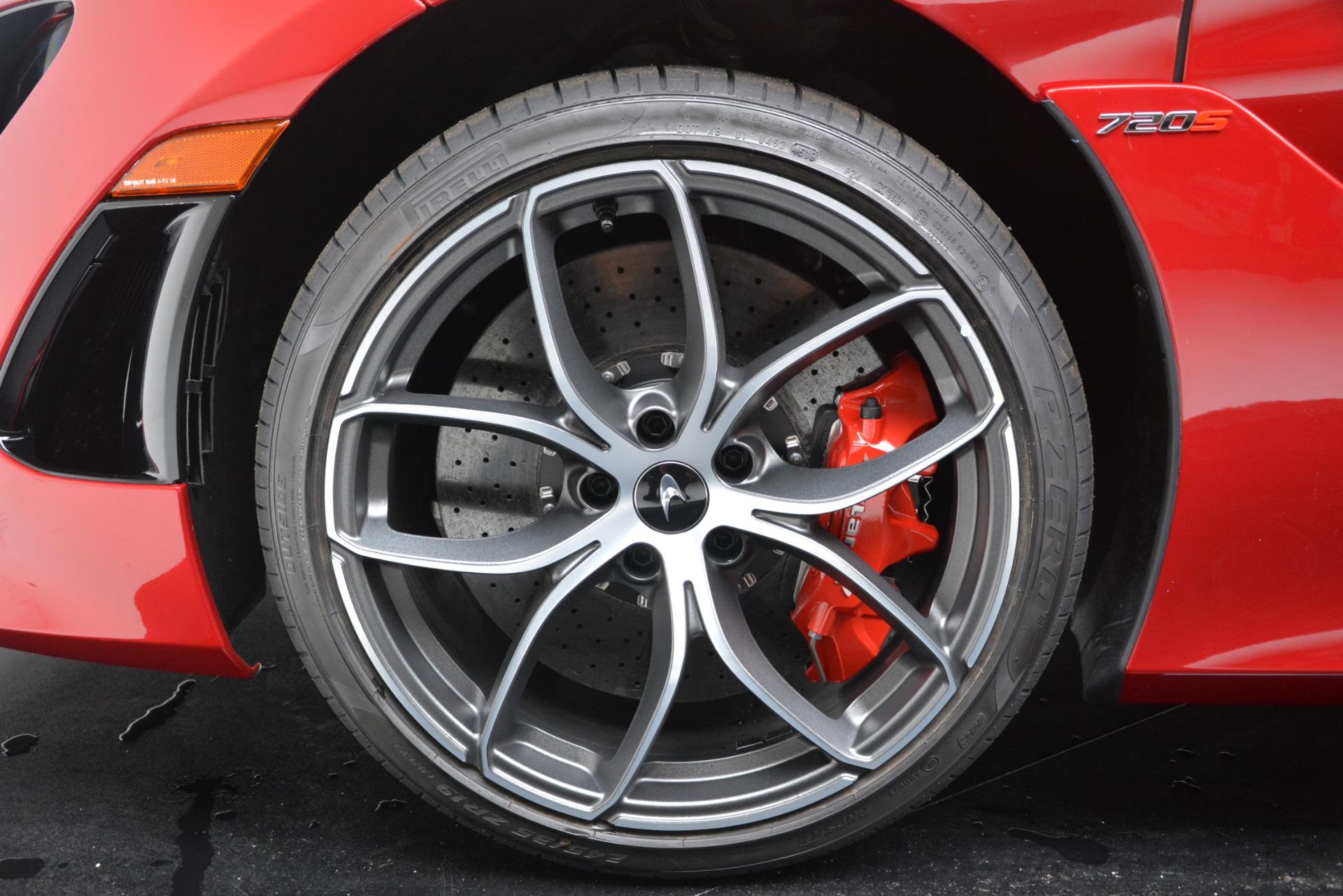 New 2020 McLaren 720S SPIDER Convertible For Sale In Westport, CT 3320_p29