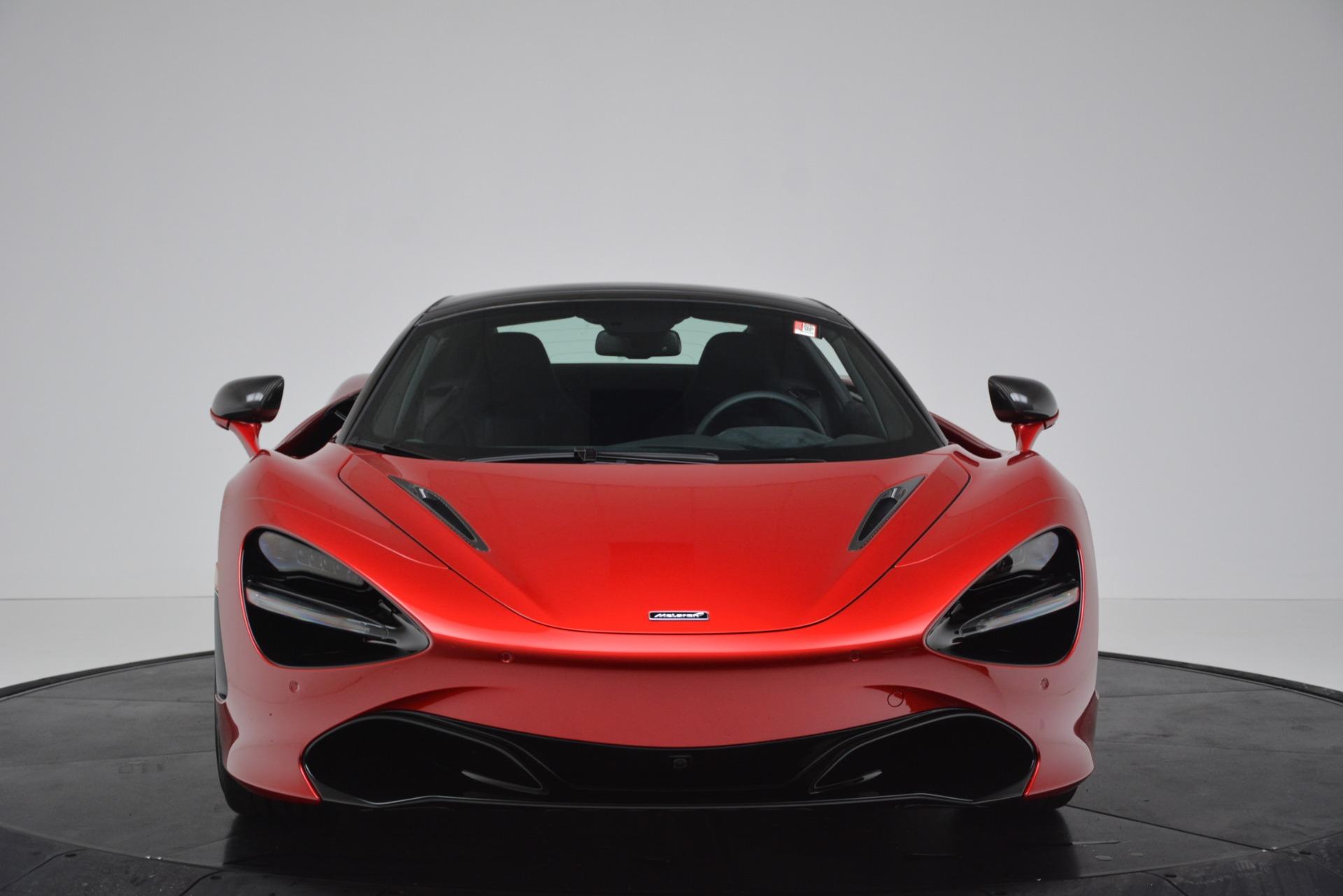 New 2020 McLaren 720S SPIDER Convertible For Sale In Westport, CT 3320_p2