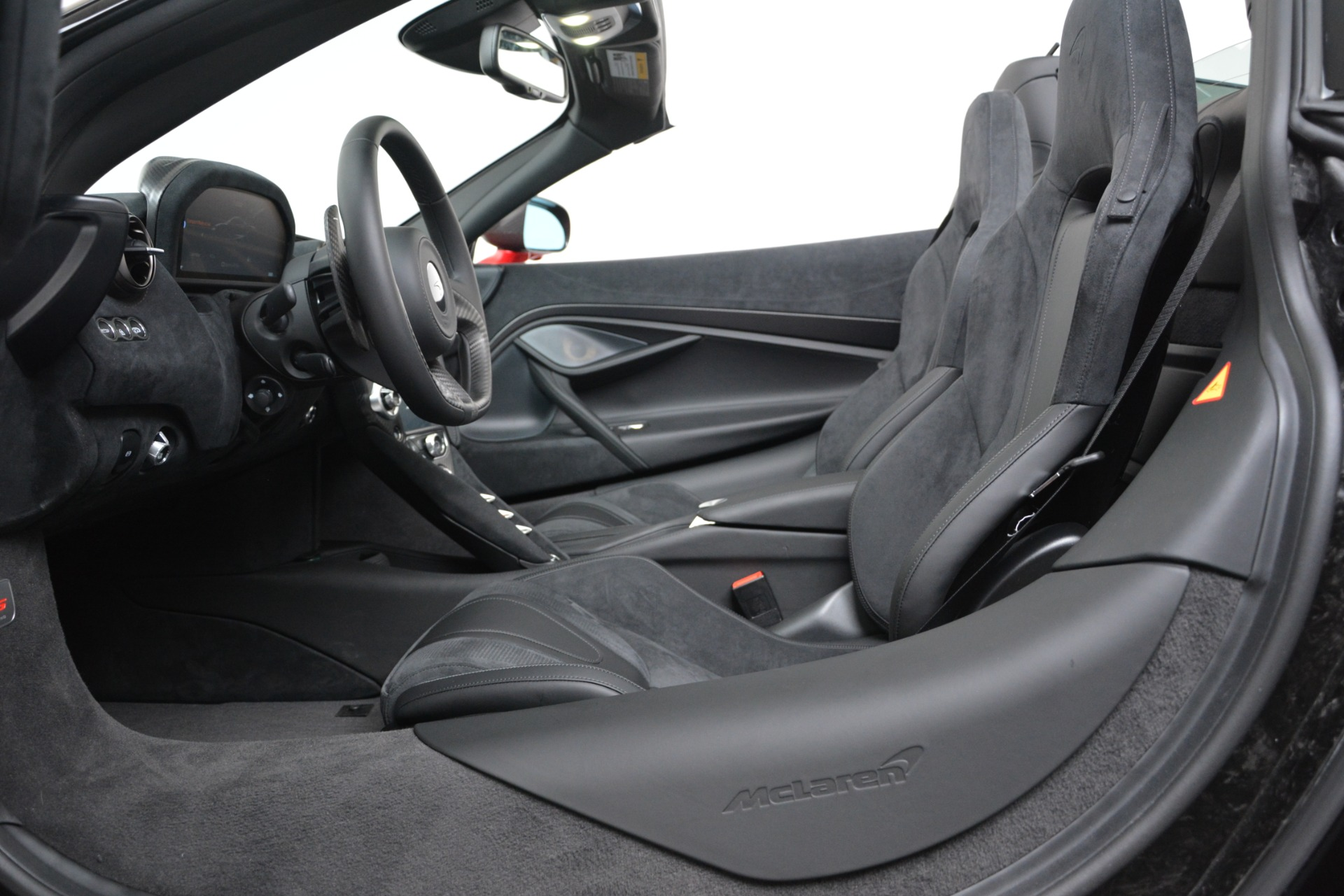 New 2020 McLaren 720S SPIDER Convertible For Sale In Westport, CT 3320_p32