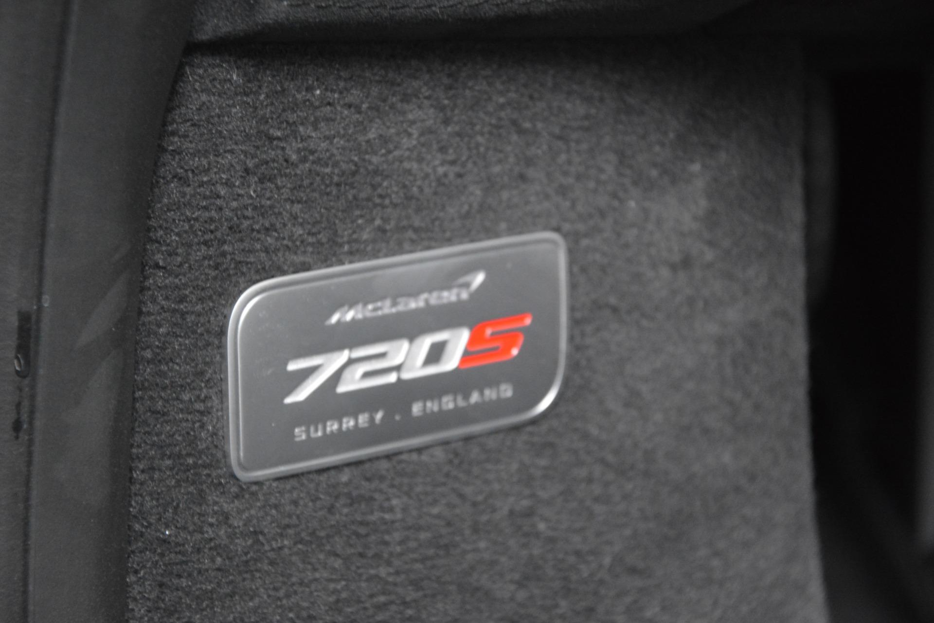 New 2020 McLaren 720S SPIDER Convertible For Sale In Westport, CT 3320_p35