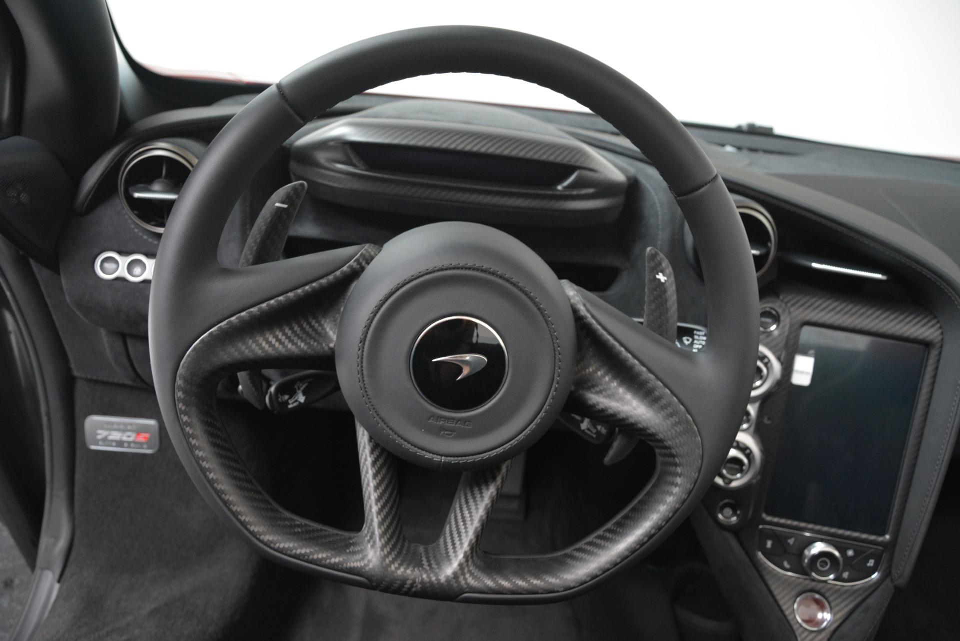 New 2020 McLaren 720S SPIDER Convertible For Sale In Westport, CT 3320_p36