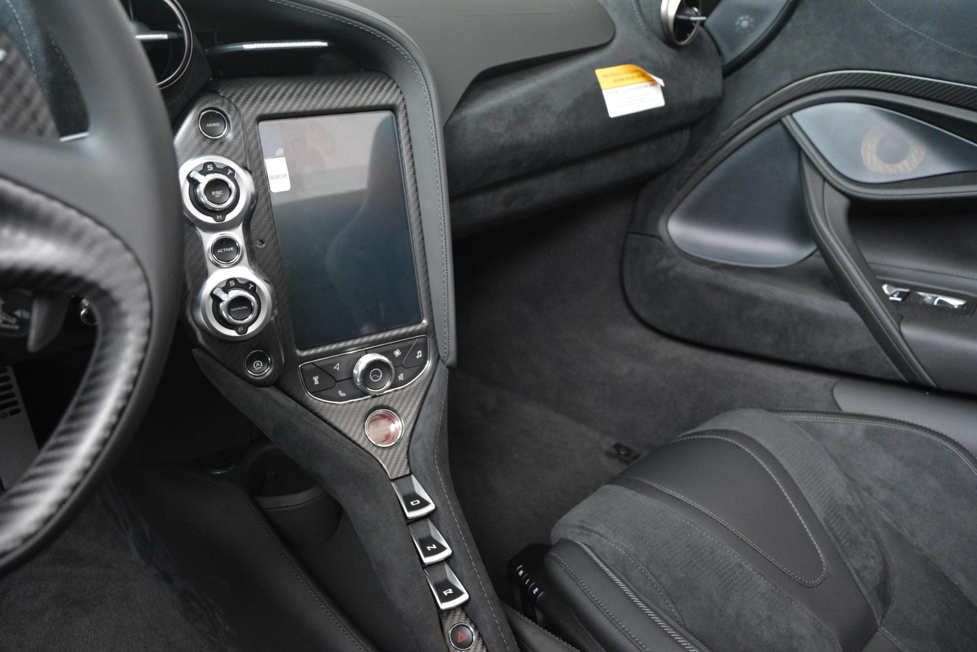 New 2020 McLaren 720S SPIDER Convertible For Sale In Westport, CT 3320_p37
