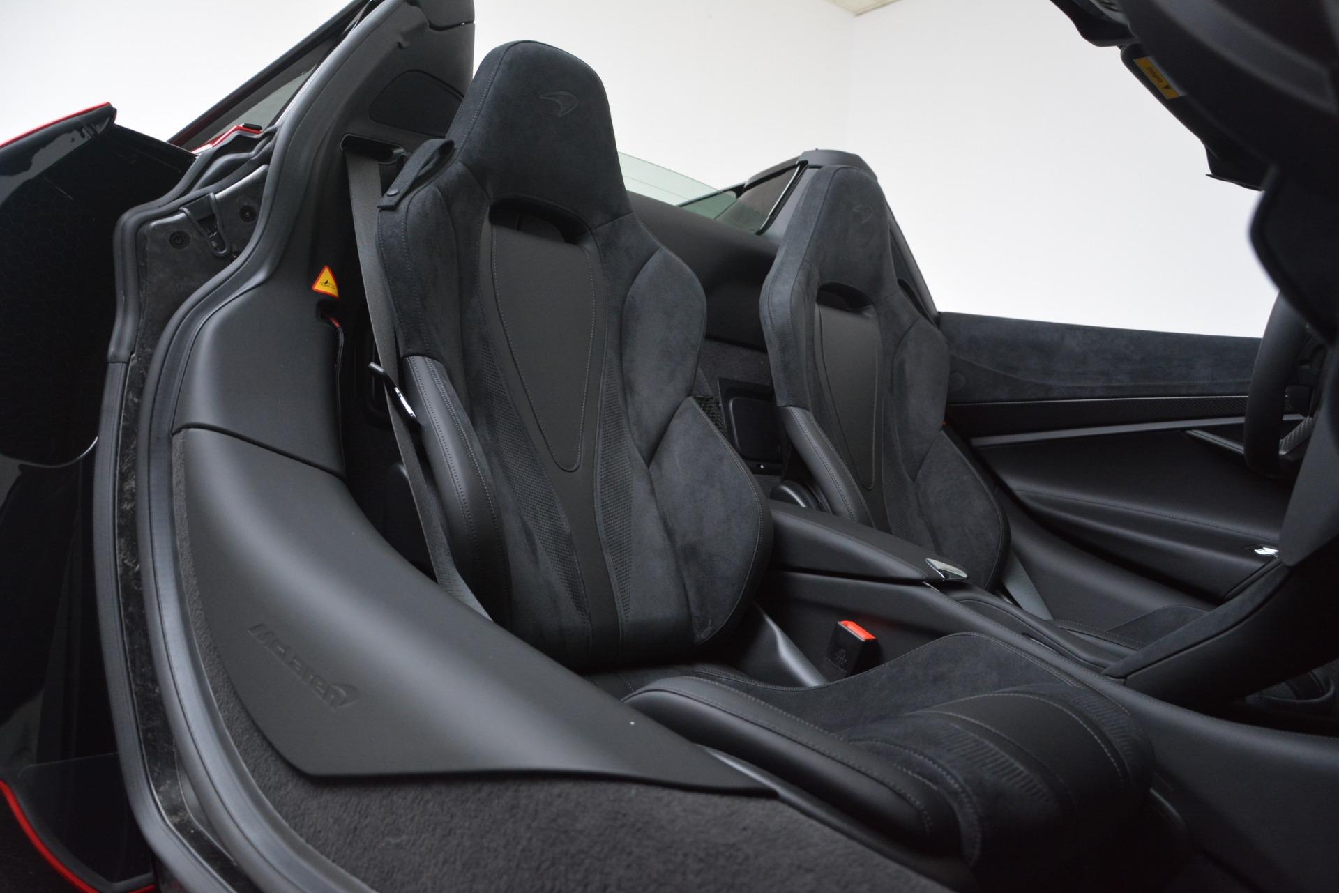 New 2020 McLaren 720S SPIDER Convertible For Sale In Westport, CT 3320_p38