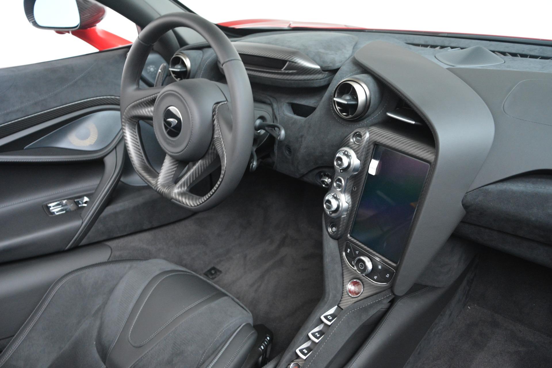 New 2020 McLaren 720S SPIDER Convertible For Sale In Westport, CT 3320_p42