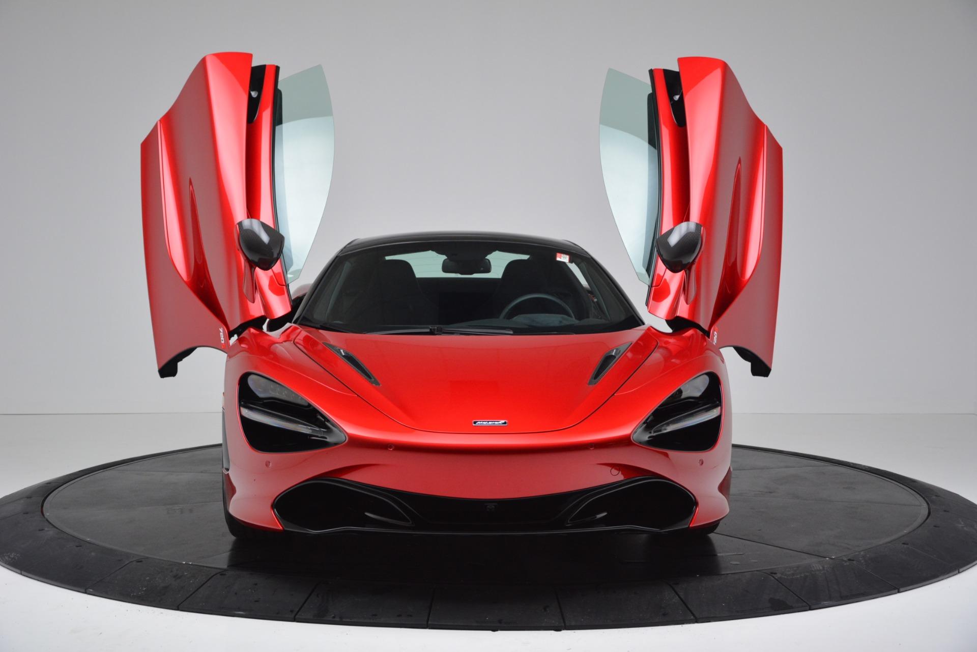 New 2020 McLaren 720S SPIDER Convertible For Sale In Westport, CT 3320_p43