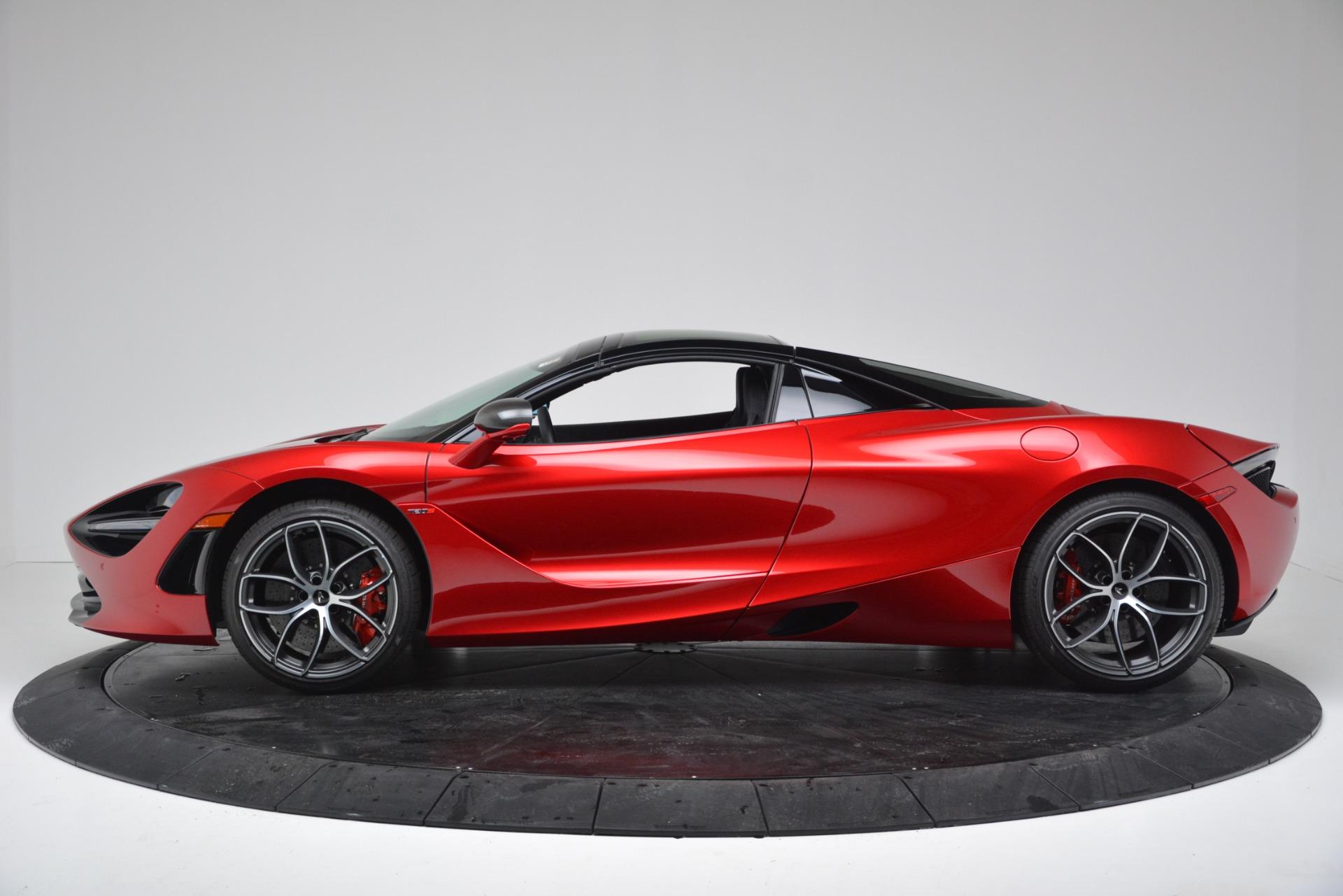 New 2020 McLaren 720S SPIDER Convertible For Sale In Westport, CT 3320_p5