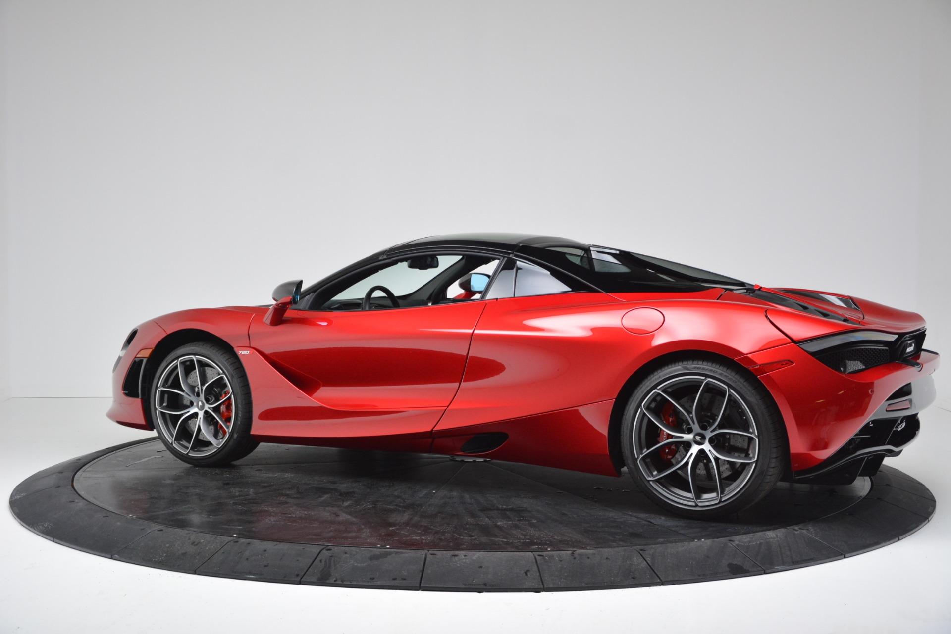 New 2020 McLaren 720S SPIDER Convertible For Sale In Westport, CT 3320_p6