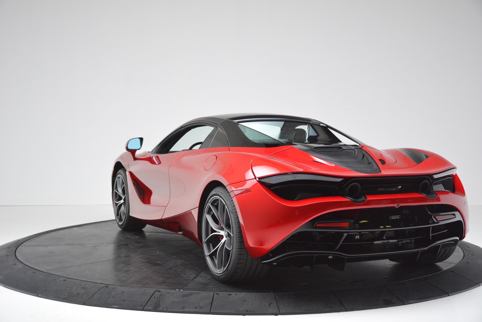 New 2020 McLaren 720S SPIDER Convertible For Sale In Westport, CT 3320_p7