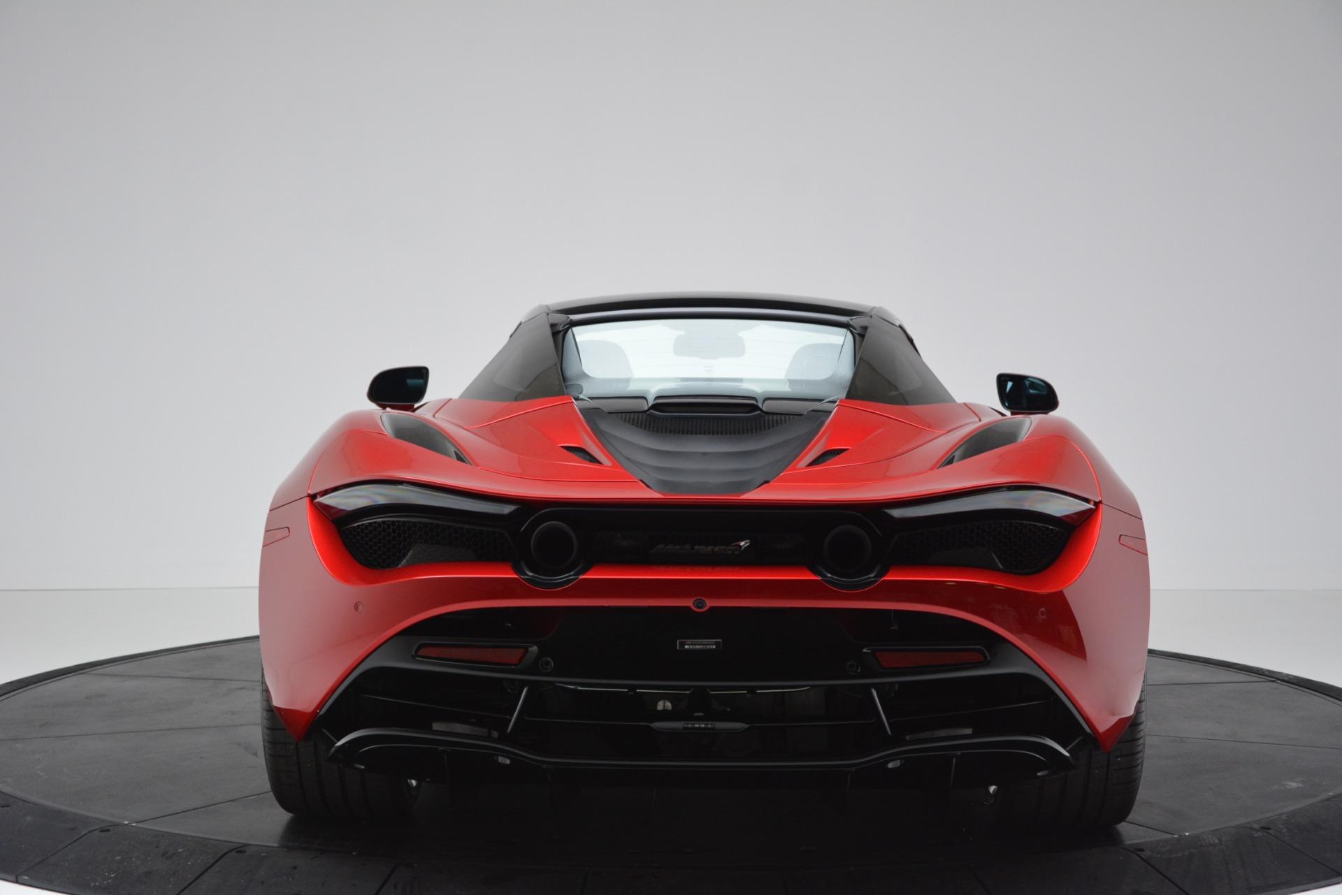 New 2020 McLaren 720S SPIDER Convertible For Sale In Westport, CT 3320_p8