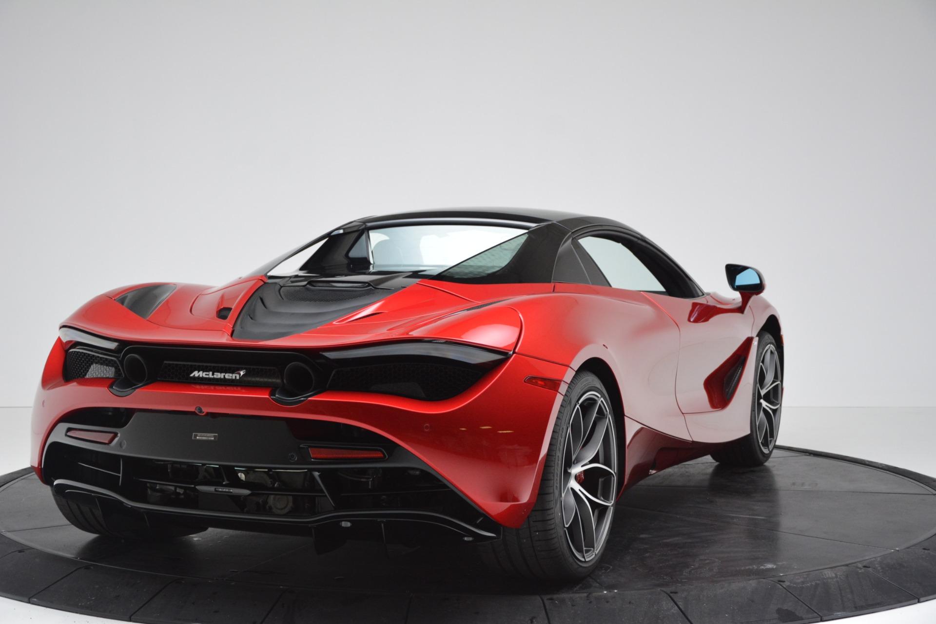 New 2020 McLaren 720S SPIDER Convertible For Sale In Westport, CT 3320_p9