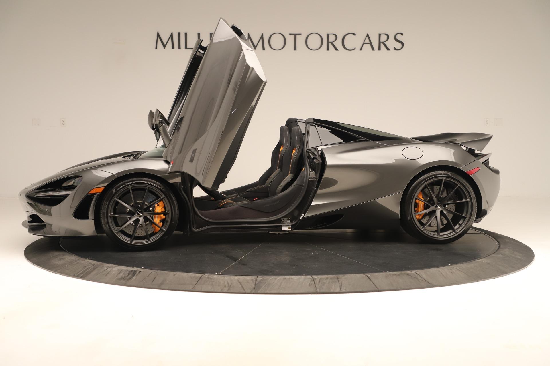 New 2020 McLaren 720S SPIDER Convertible For Sale In Westport, CT 3321_p19