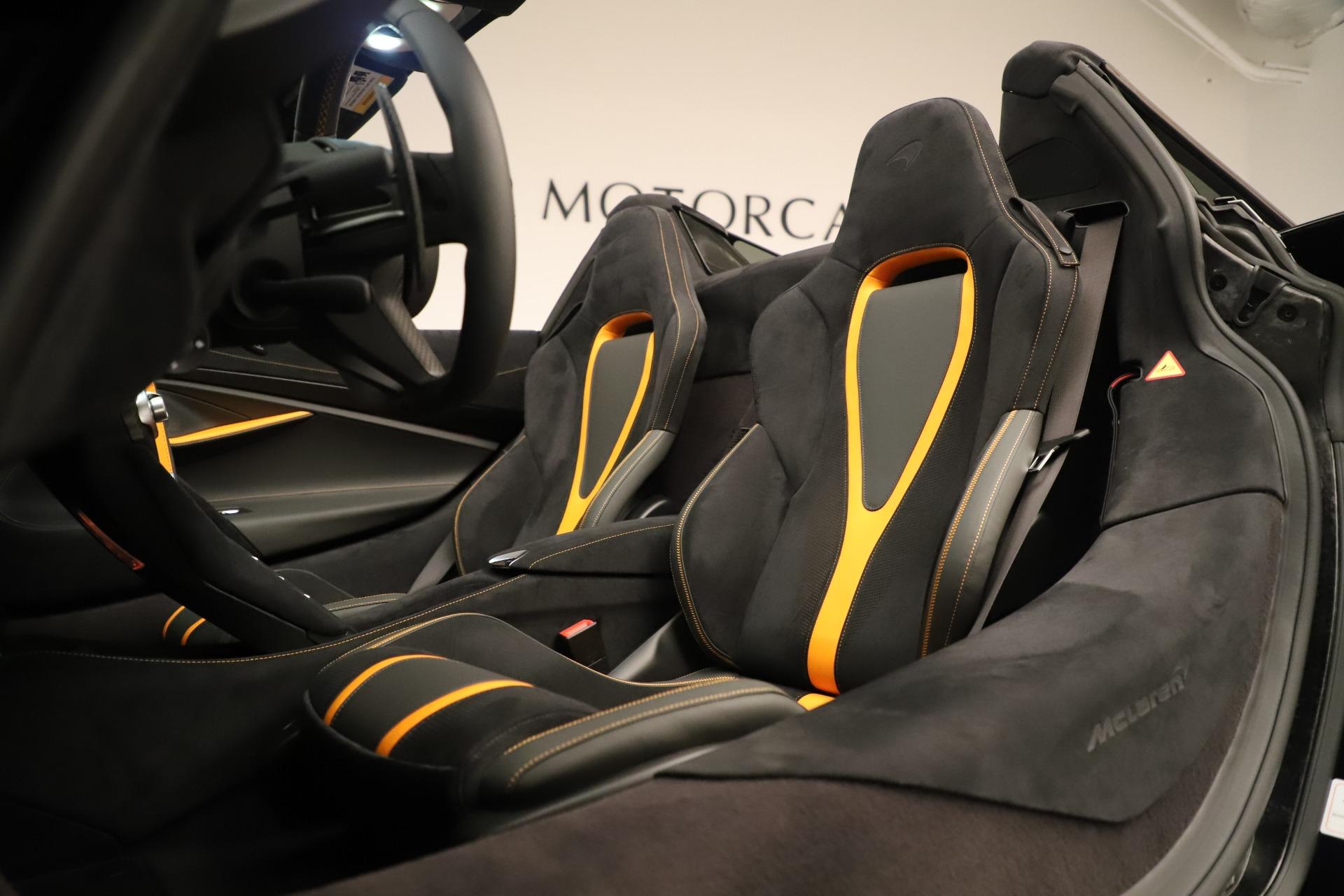 New 2020 McLaren 720S SPIDER Convertible For Sale In Westport, CT 3321_p29