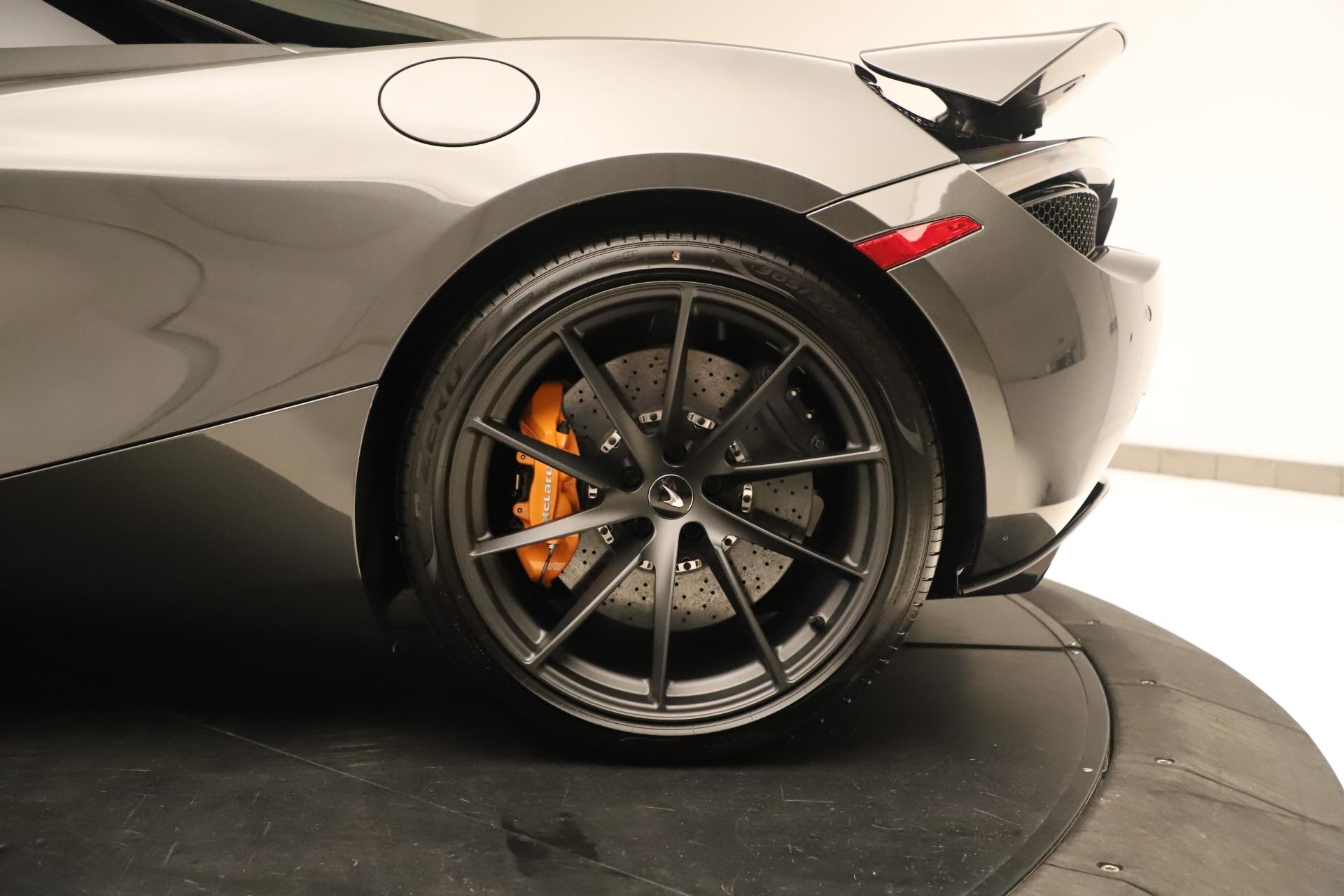 New 2020 McLaren 720S SPIDER Convertible For Sale In Westport, CT 3321_p32