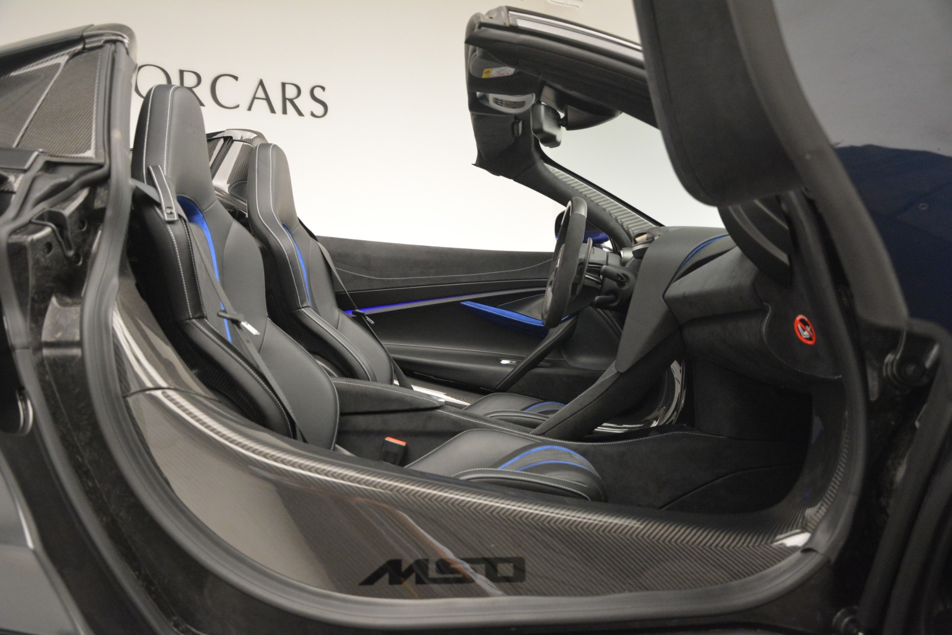 New 2020 McLaren 720s Spider For Sale In Westport, CT 3322_p23