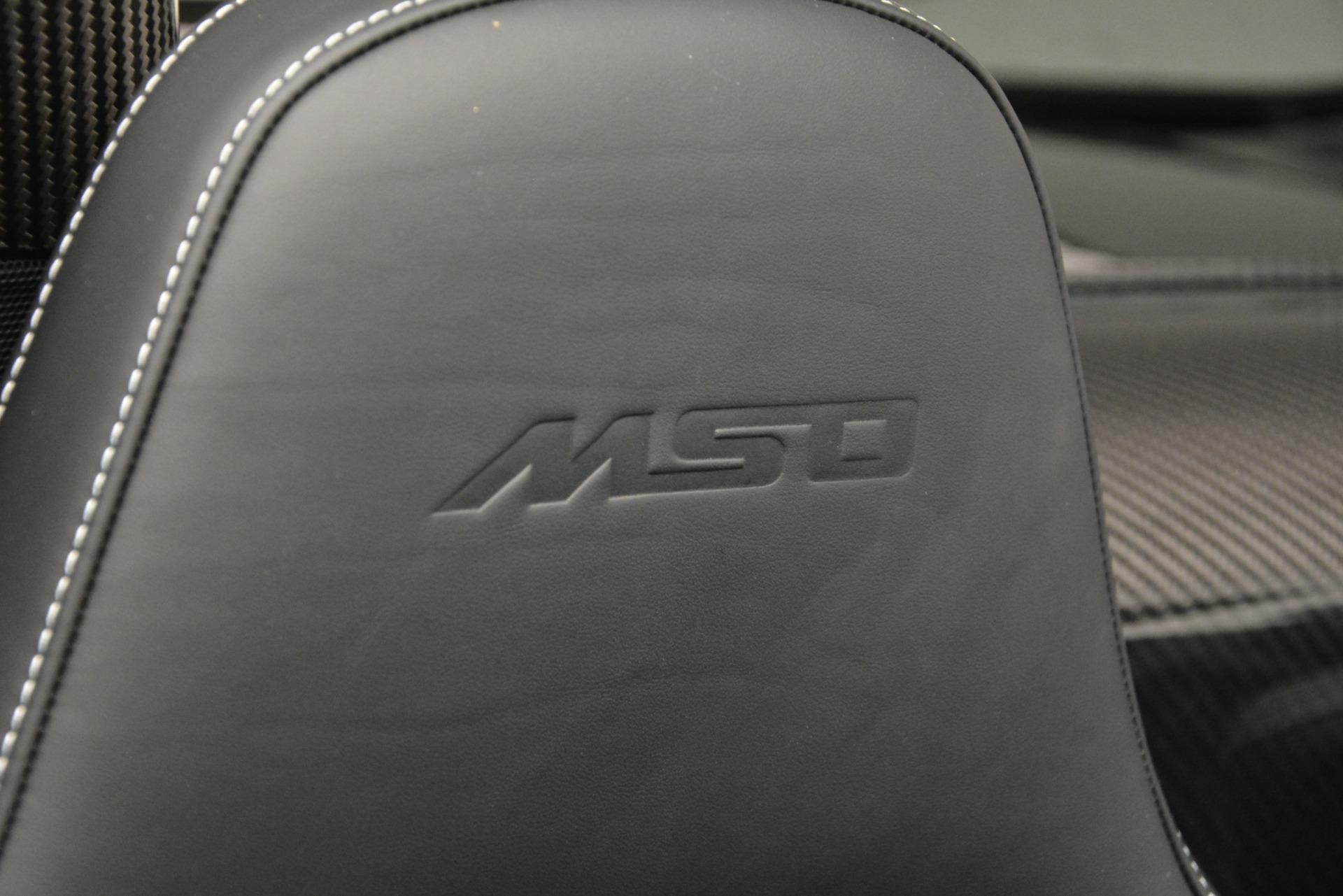 New 2020 McLaren 720s Spider For Sale In Westport, CT 3322_p26