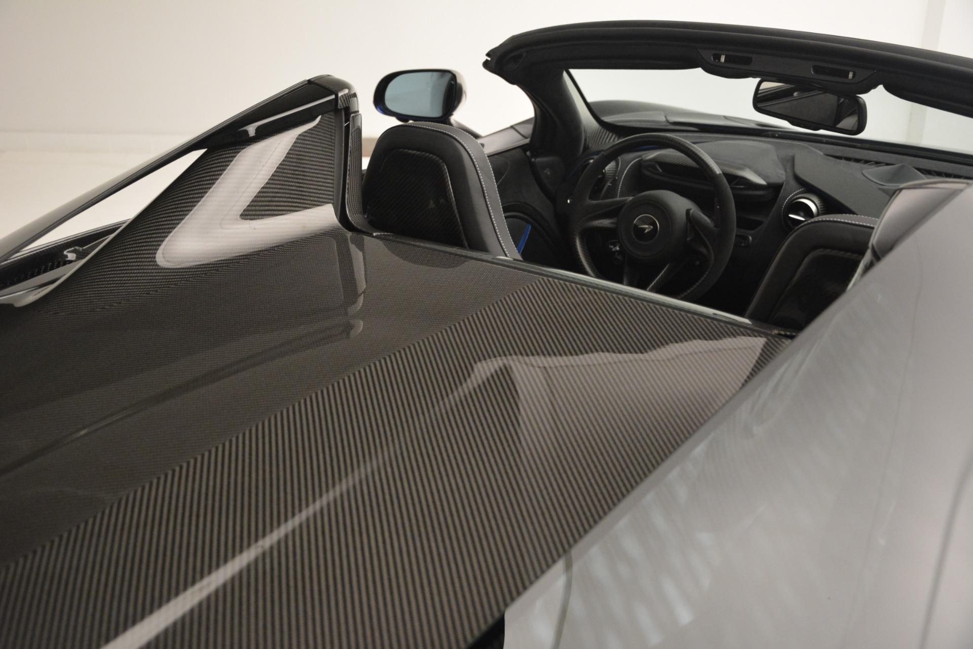 New 2020 McLaren 720s Spider For Sale In Westport, CT 3322_p27