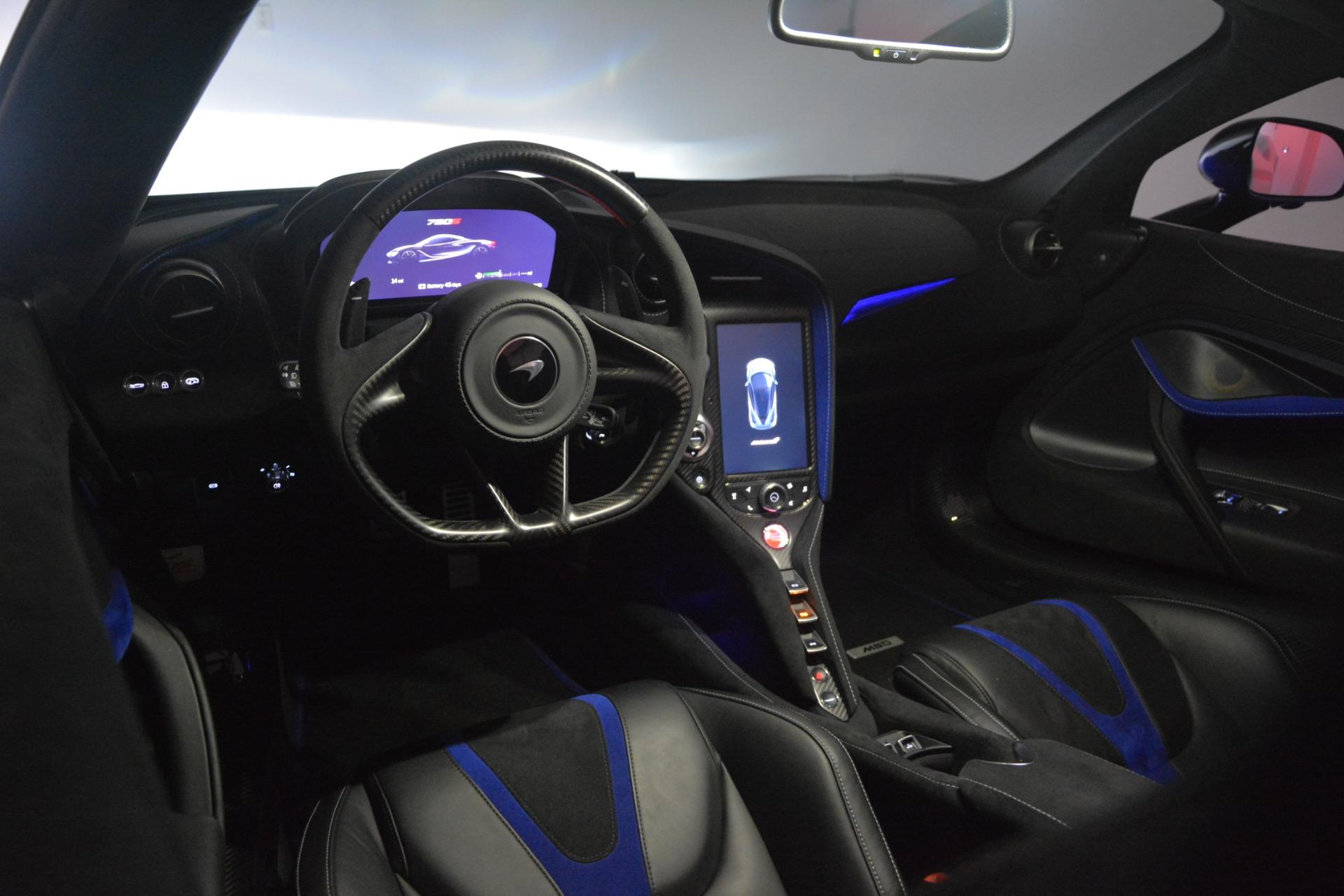 New 2020 McLaren 720s Spider For Sale In Westport, CT 3322_p32