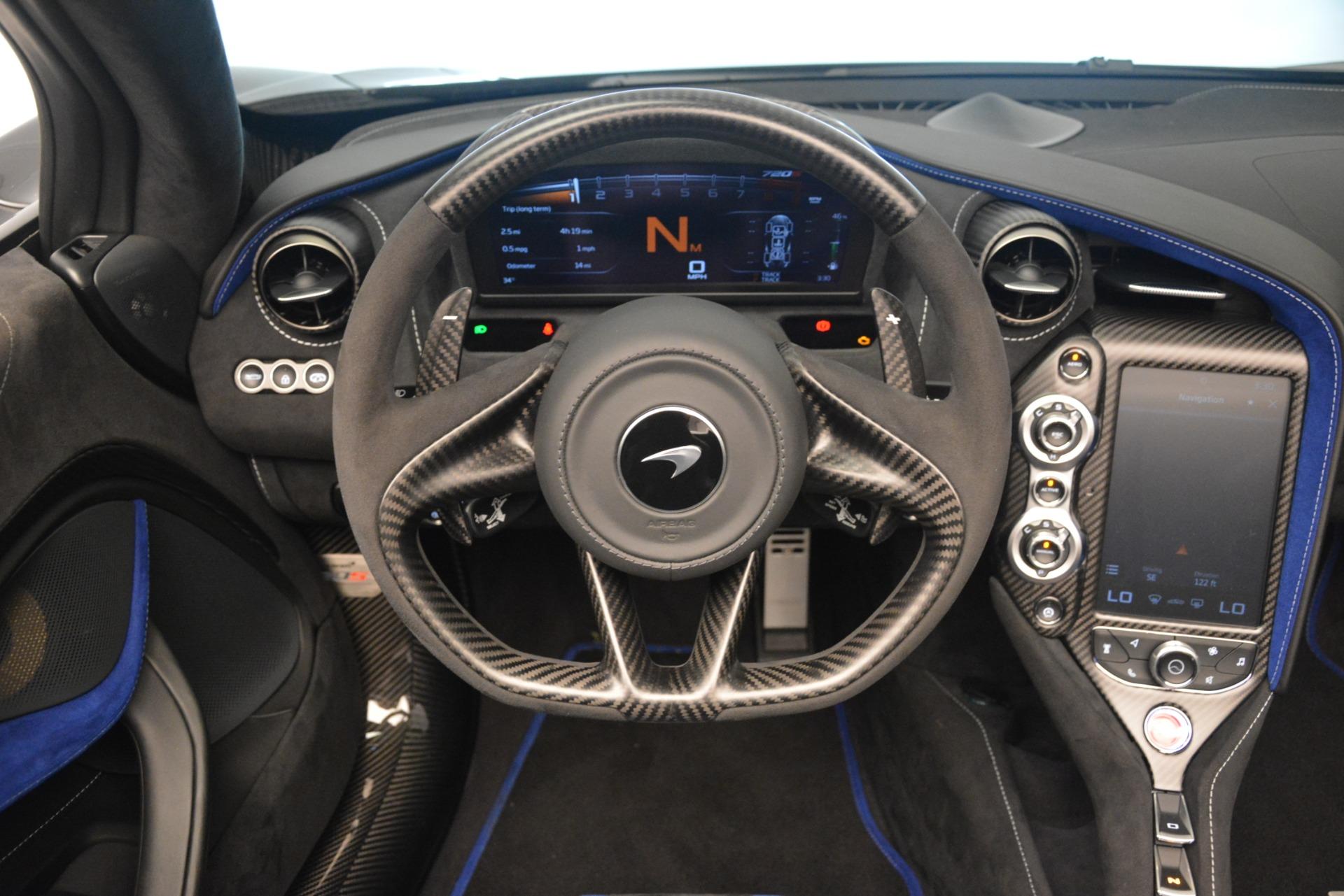 New 2020 McLaren 720s Spider For Sale In Westport, CT 3322_p34