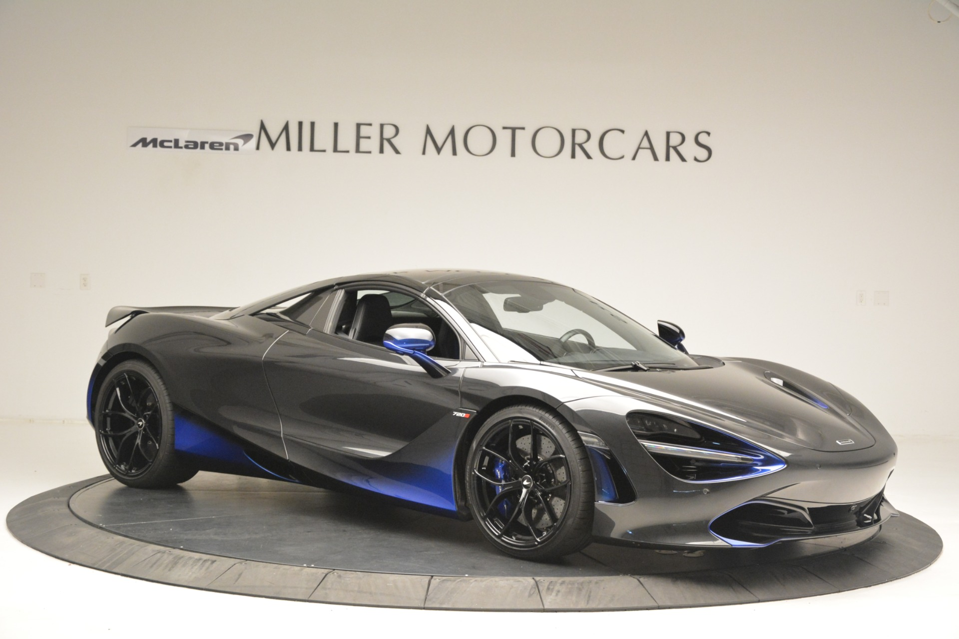 New 2020 McLaren 720s Spider For Sale In Westport, CT 3322_p8