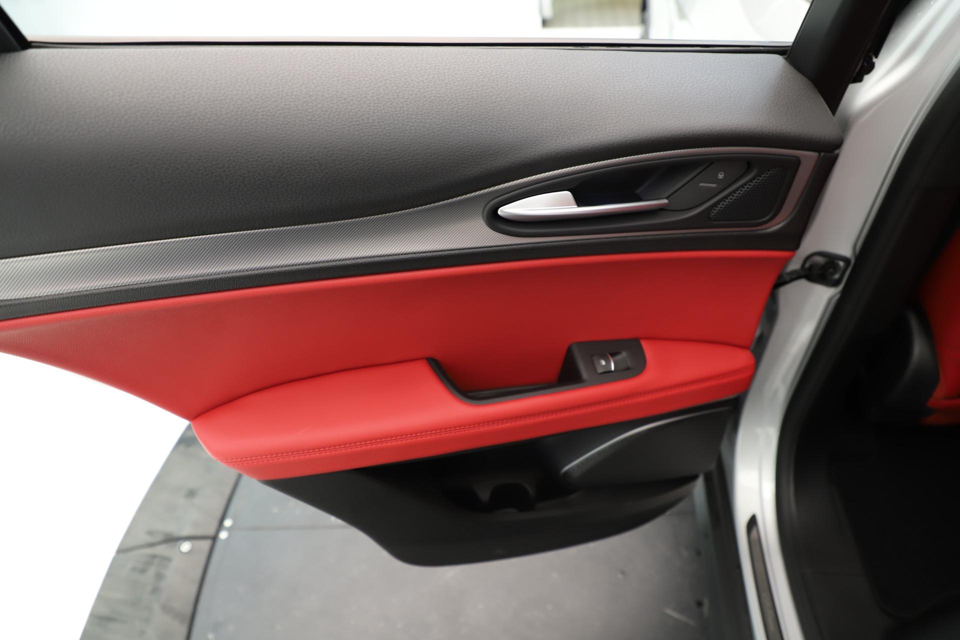 New 2019 Alfa Romeo Stelvio Ti Sport Q4 For Sale In Westport, CT 3323_p21
