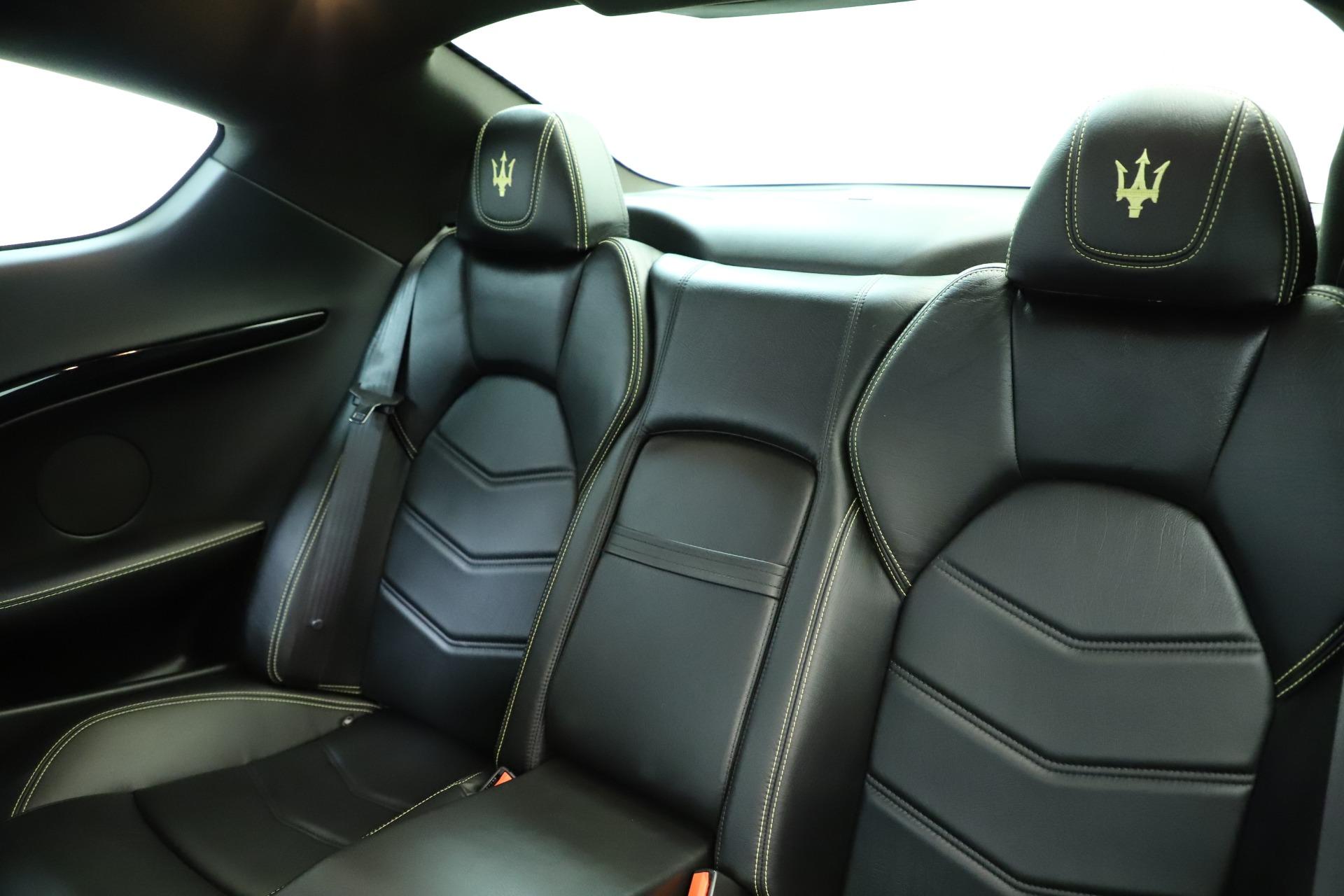 Used 2013 Maserati GranTurismo Sport For Sale In Westport, CT 3327_p18