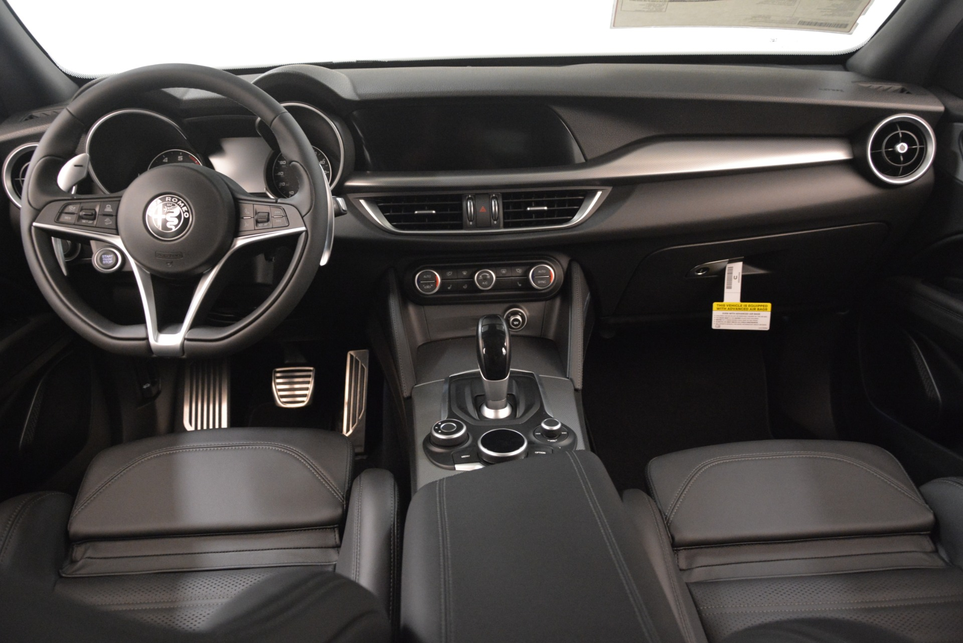 New 2019 Alfa Romeo Stelvio Ti Q4 For Sale In Westport, CT 3331_p16