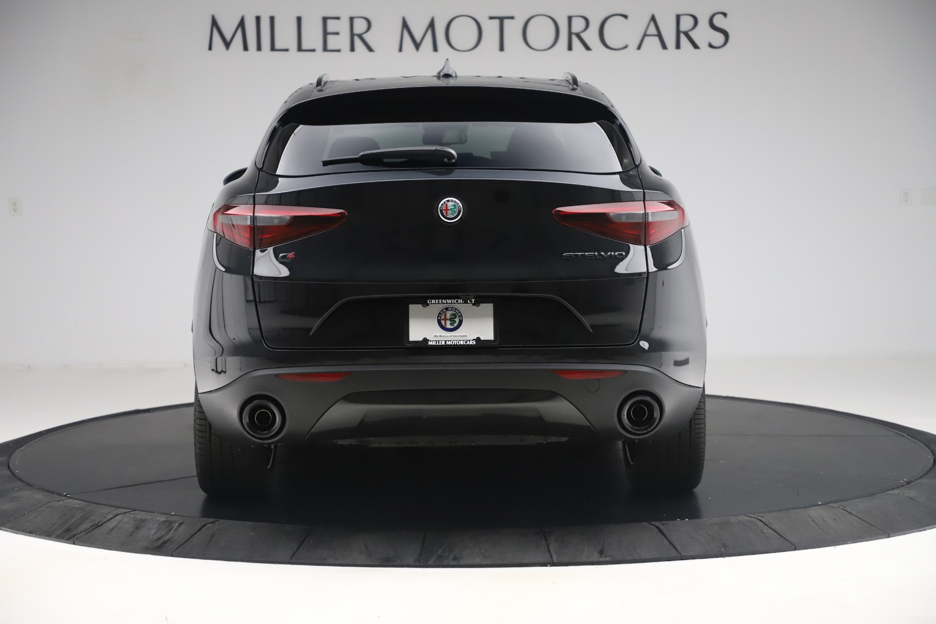 New 2019 Alfa Romeo Stelvio Ti Q4 For Sale In Westport, CT 3331_p6
