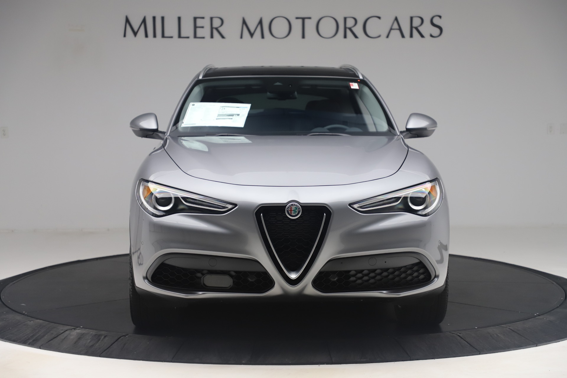 New 2019 Alfa Romeo Stelvio Ti Lusso Q4 For Sale In Westport, CT 3333_p12