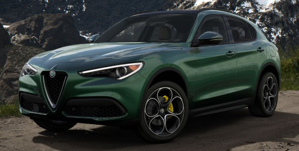 New 2019 Alfa Romeo Stelvio Ti Sport Q4 For Sale In Westport, CT 3338_main