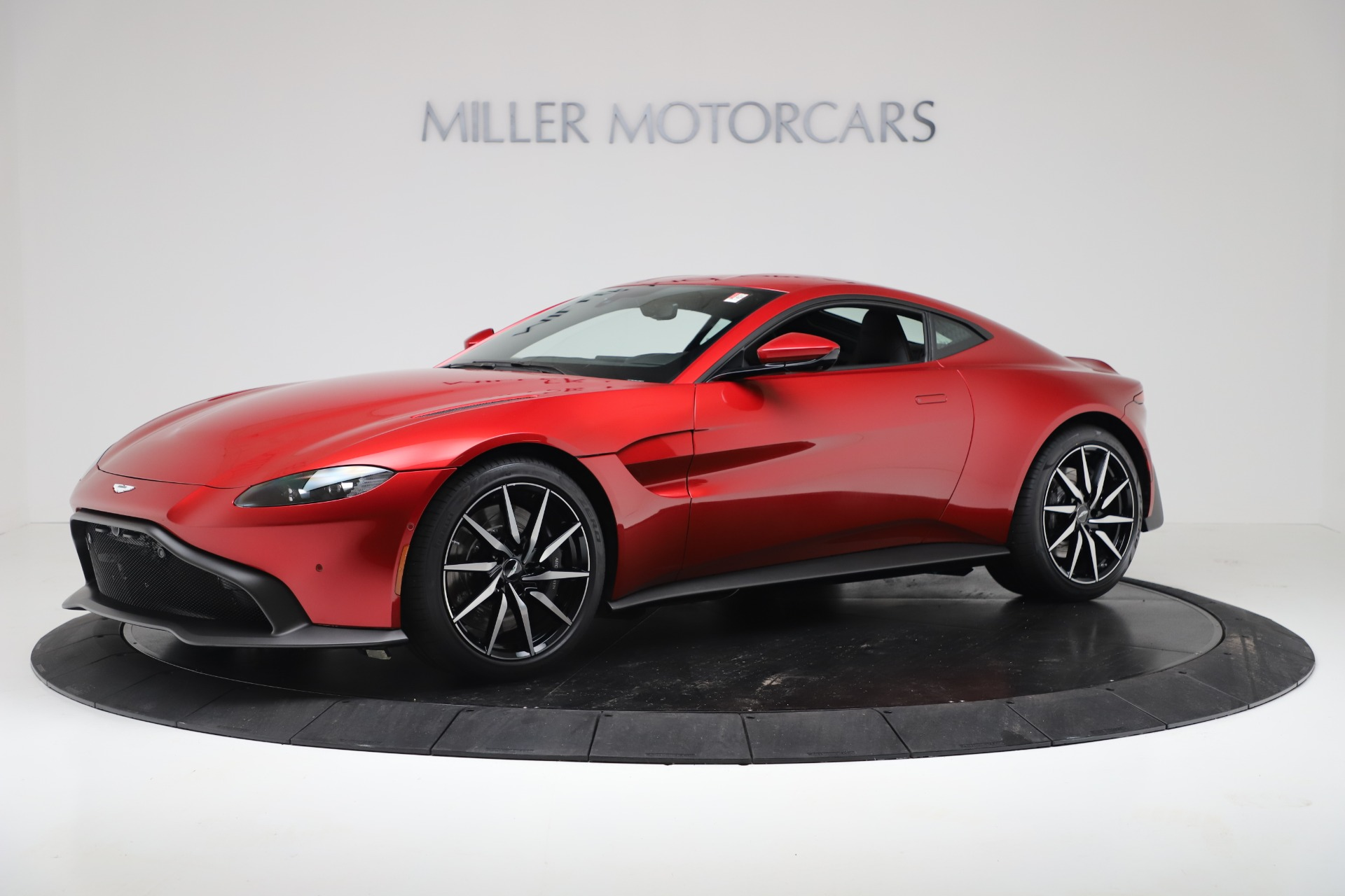 New 2020 Aston Martin Vantage V8 For Sale In Westport, CT 3343_main