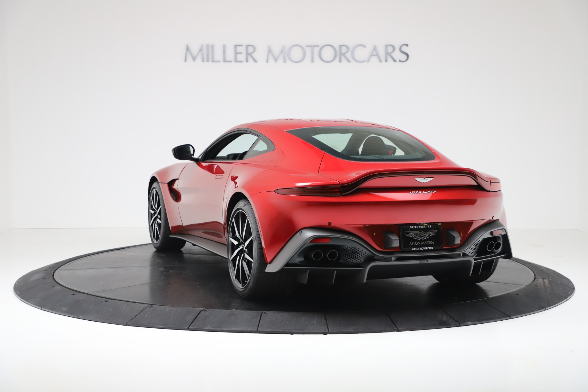 New 2020 Aston Martin Vantage V8 For Sale In Westport, CT 3343_p5