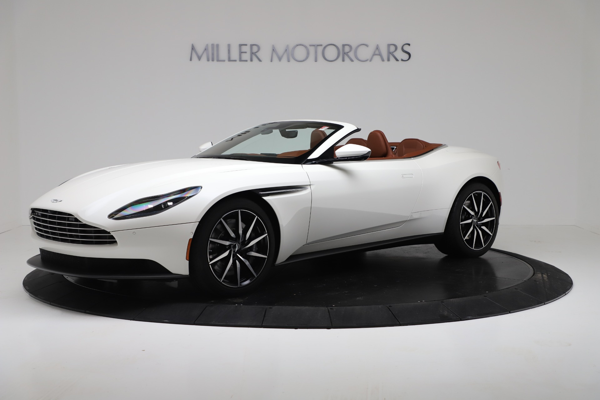 New 2019 Aston Martin DB11 V8 Convertible For Sale In Westport, CT 3344_main