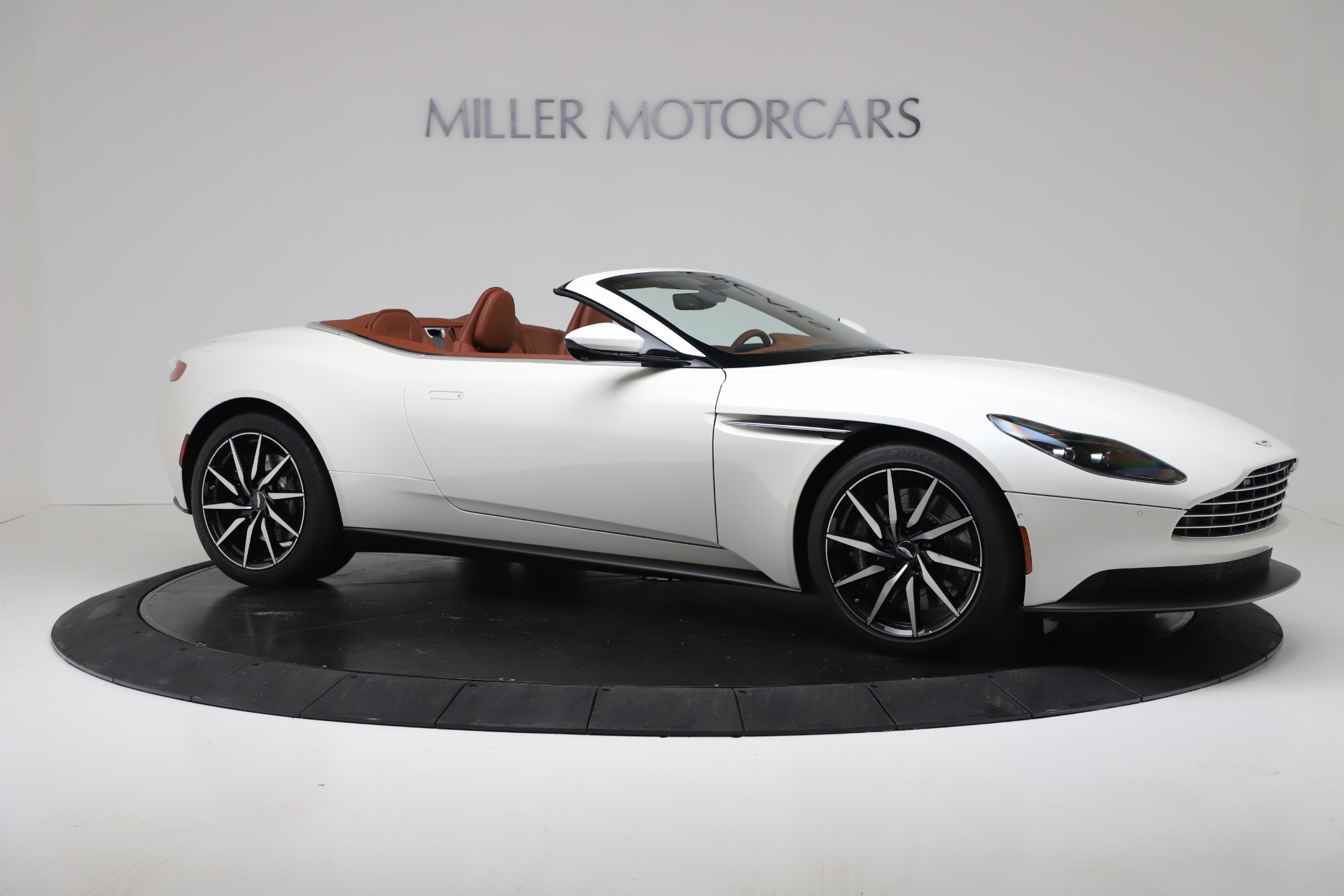 New 2019 Aston Martin DB11 V8 Convertible For Sale In Westport, CT 3344_p10