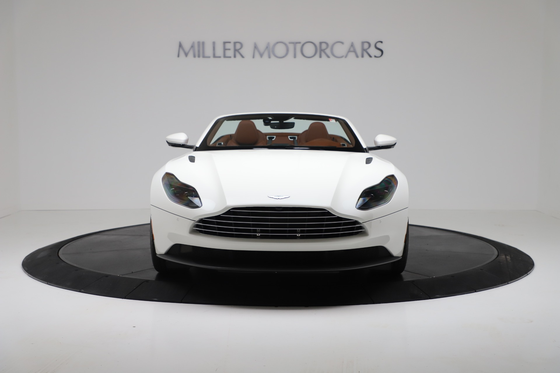 New 2019 Aston Martin DB11 V8 Convertible For Sale In Westport, CT 3344_p12