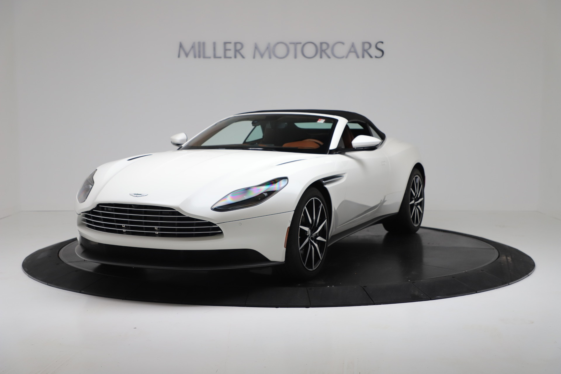 New 2019 Aston Martin DB11 V8 Convertible For Sale In Westport, CT 3344_p13
