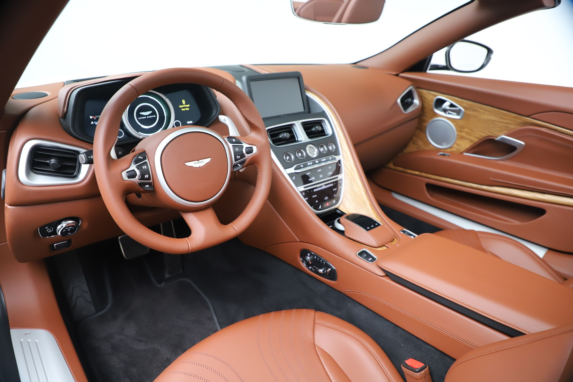New 2019 Aston Martin DB11 V8 Convertible For Sale In Westport, CT 3344_p20