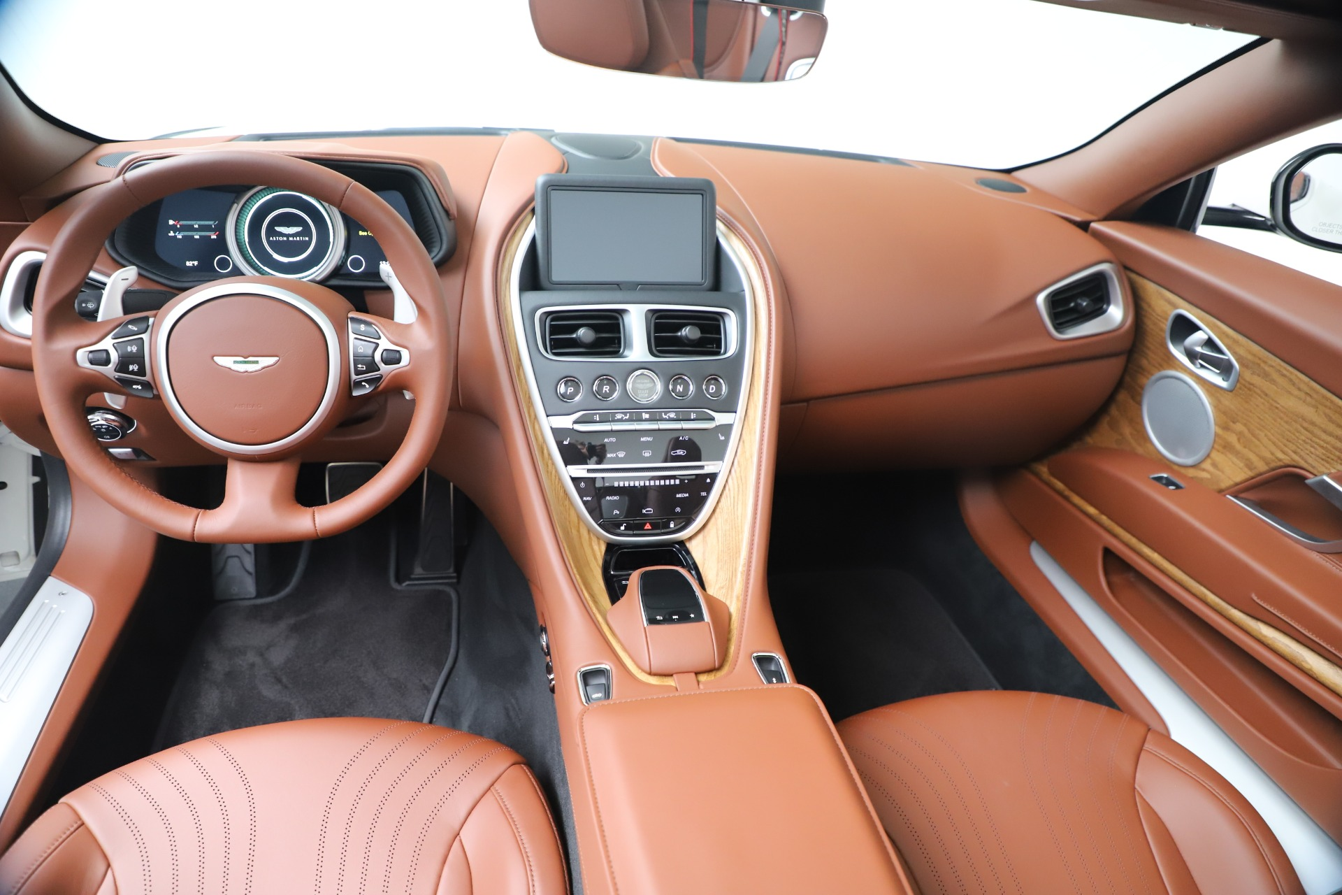 New 2019 Aston Martin DB11 V8 Convertible For Sale In Westport, CT 3344_p26