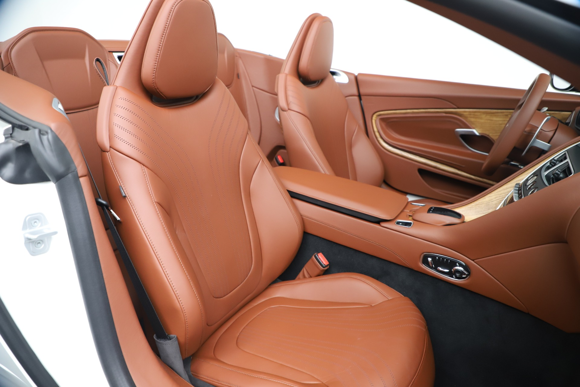 New 2019 Aston Martin DB11 V8 Convertible For Sale In Westport, CT 3344_p29