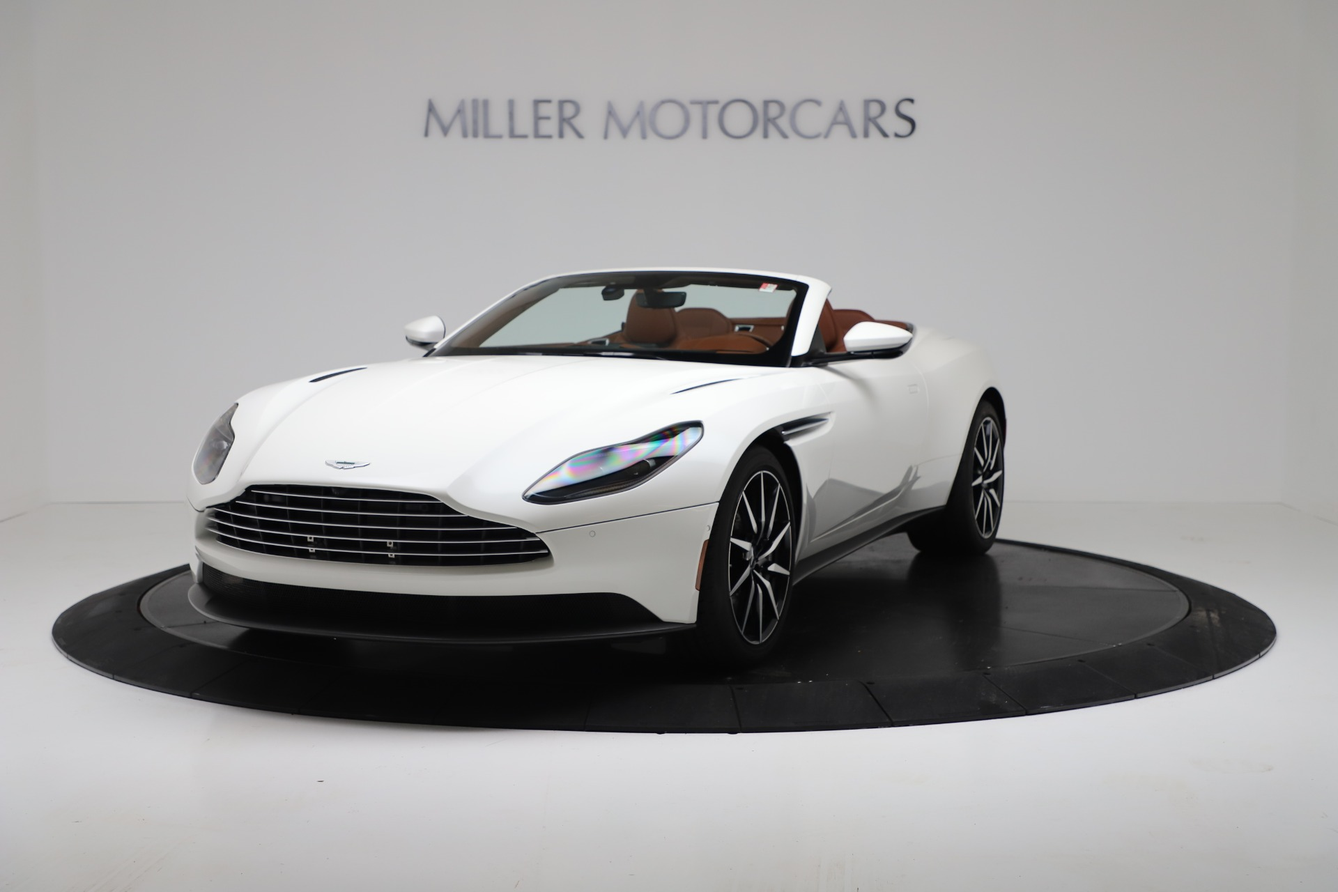 New 2019 Aston Martin DB11 V8 Convertible For Sale In Westport, CT 3344_p2
