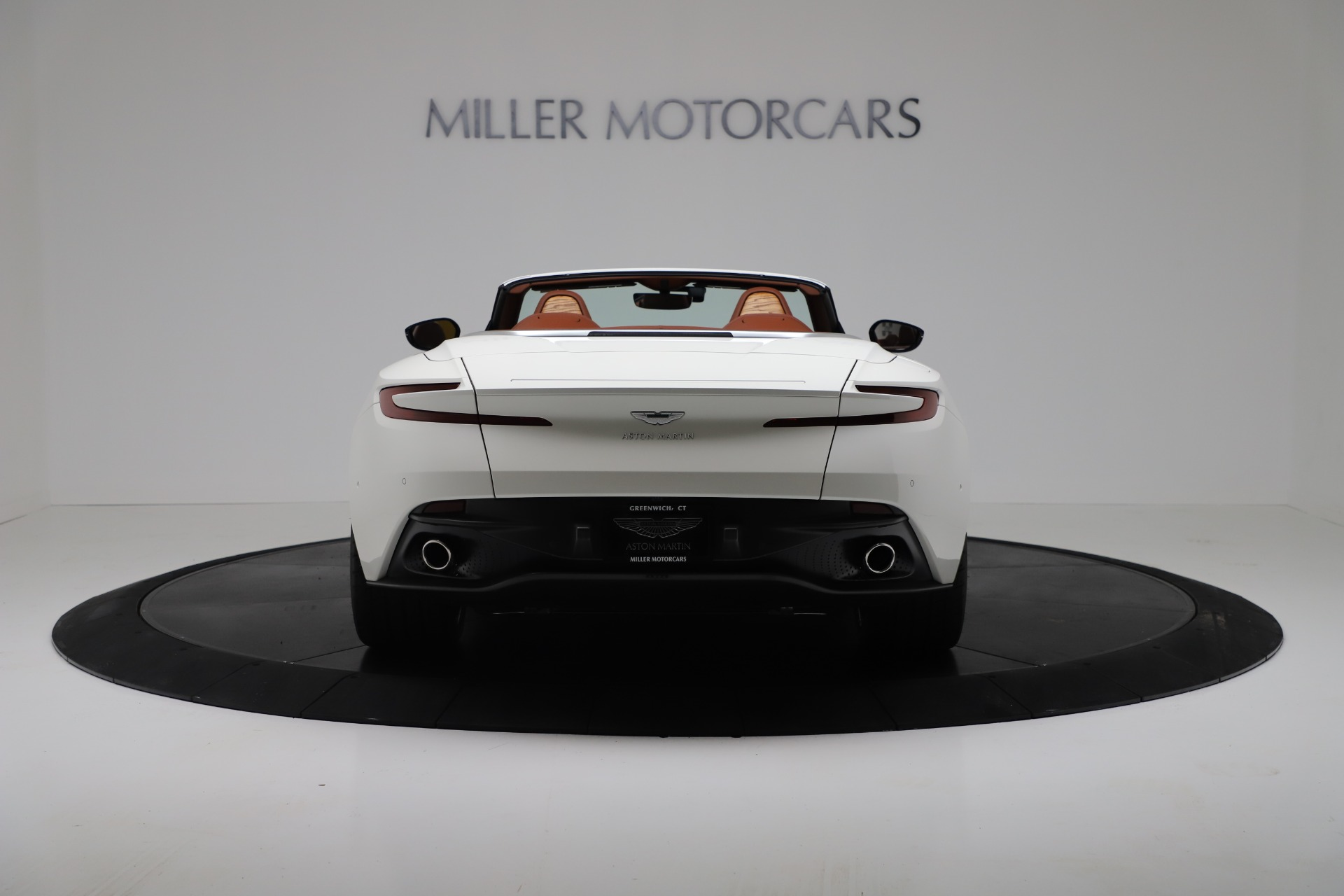 New 2019 Aston Martin DB11 V8 Convertible For Sale In Westport, CT 3344_p6
