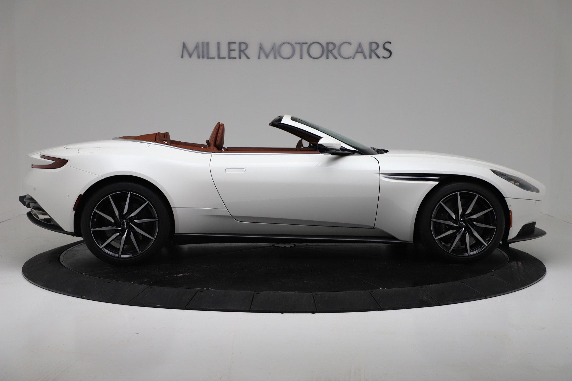 New 2019 Aston Martin DB11 V8 Convertible For Sale In Westport, CT 3344_p9