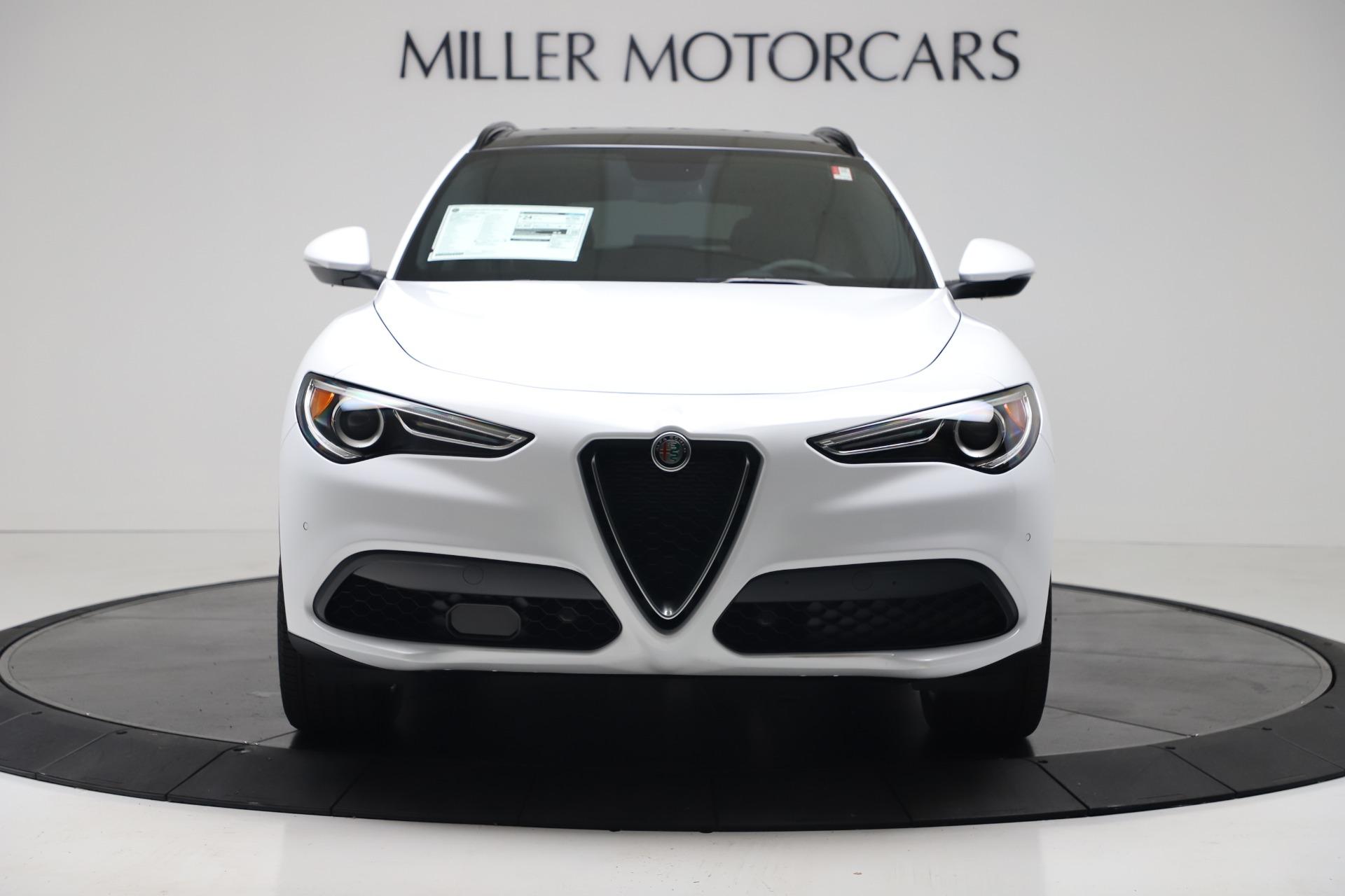 New 2019 Alfa Romeo Stelvio Ti Sport Q4 For Sale In Westport, CT 3347_p12