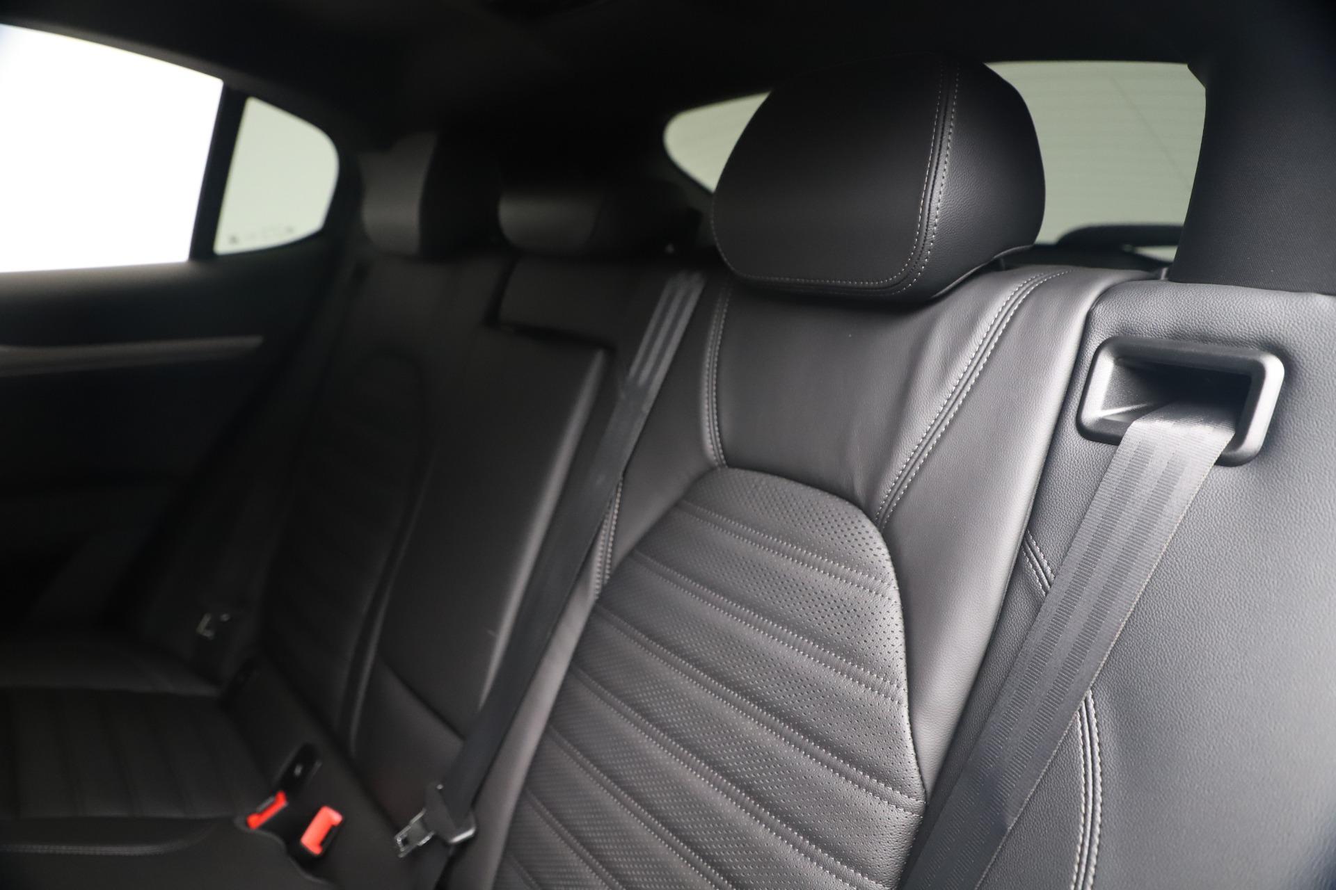 New 2019 Alfa Romeo Stelvio Ti Sport Q4 For Sale In Westport, CT 3347_p18