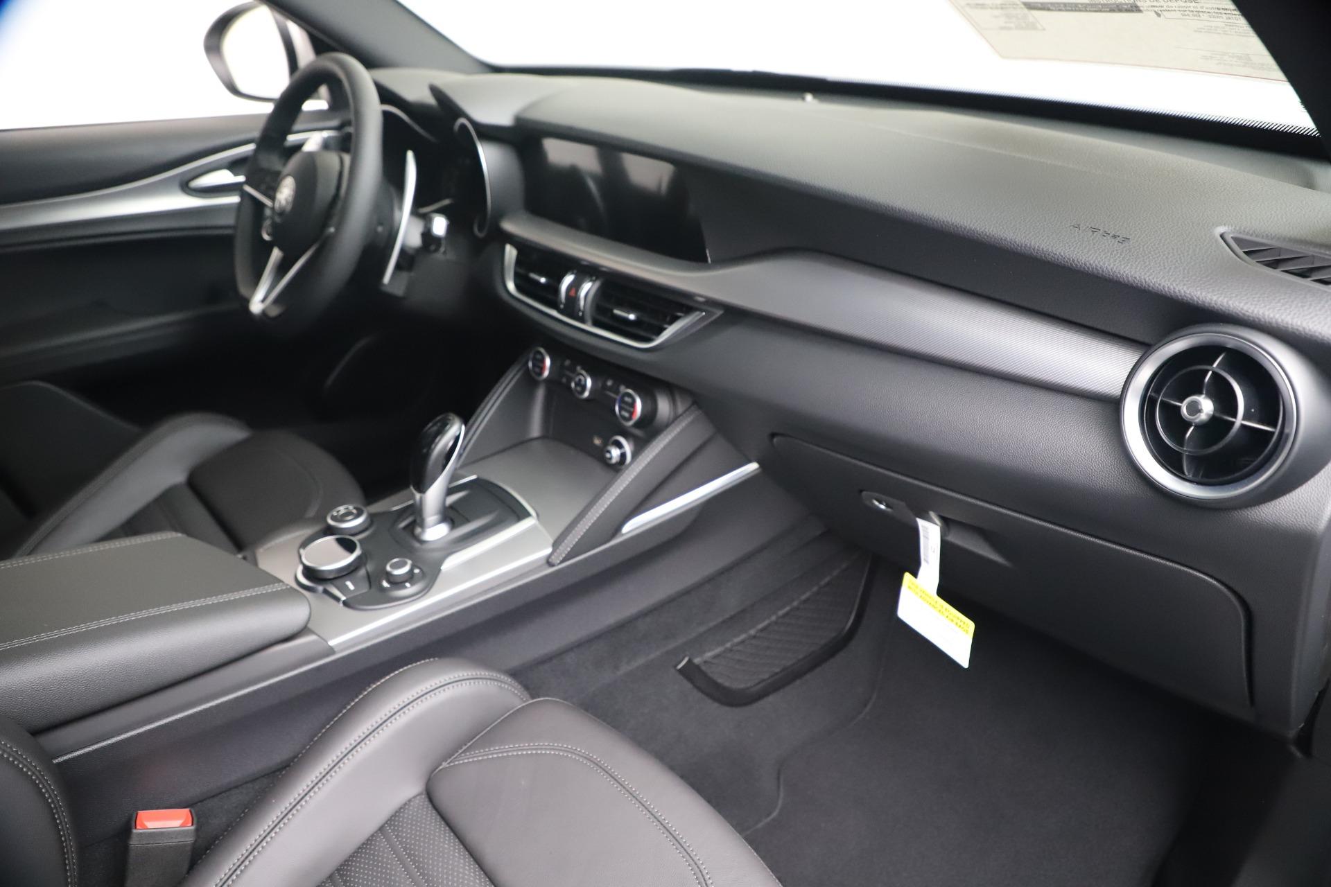 New 2019 Alfa Romeo Stelvio Ti Sport Q4 For Sale In Westport, CT 3347_p22
